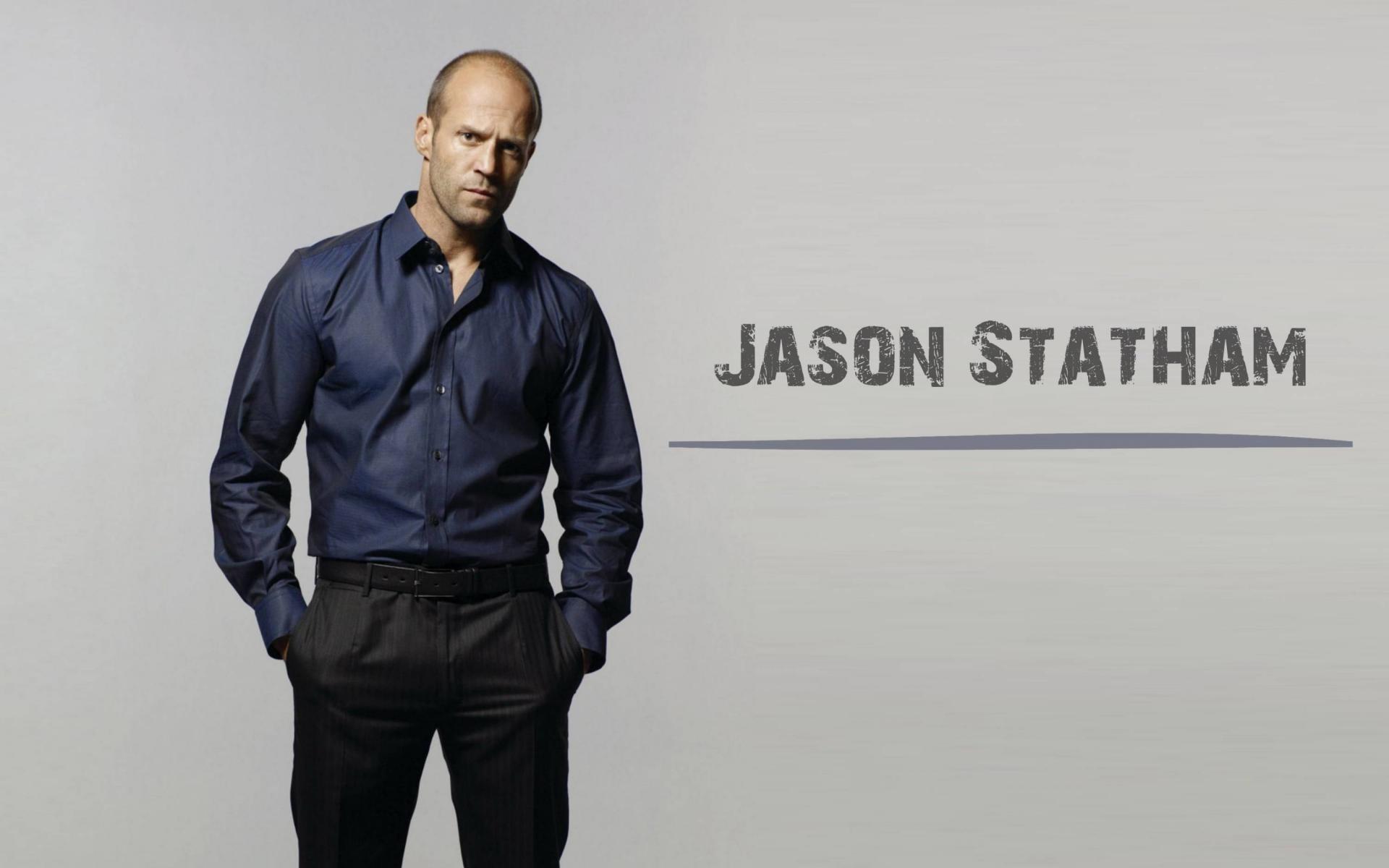Джейсон Стэтхэм плакат - скачать обои на рабочий стол. Обои для андроид бесплатно.