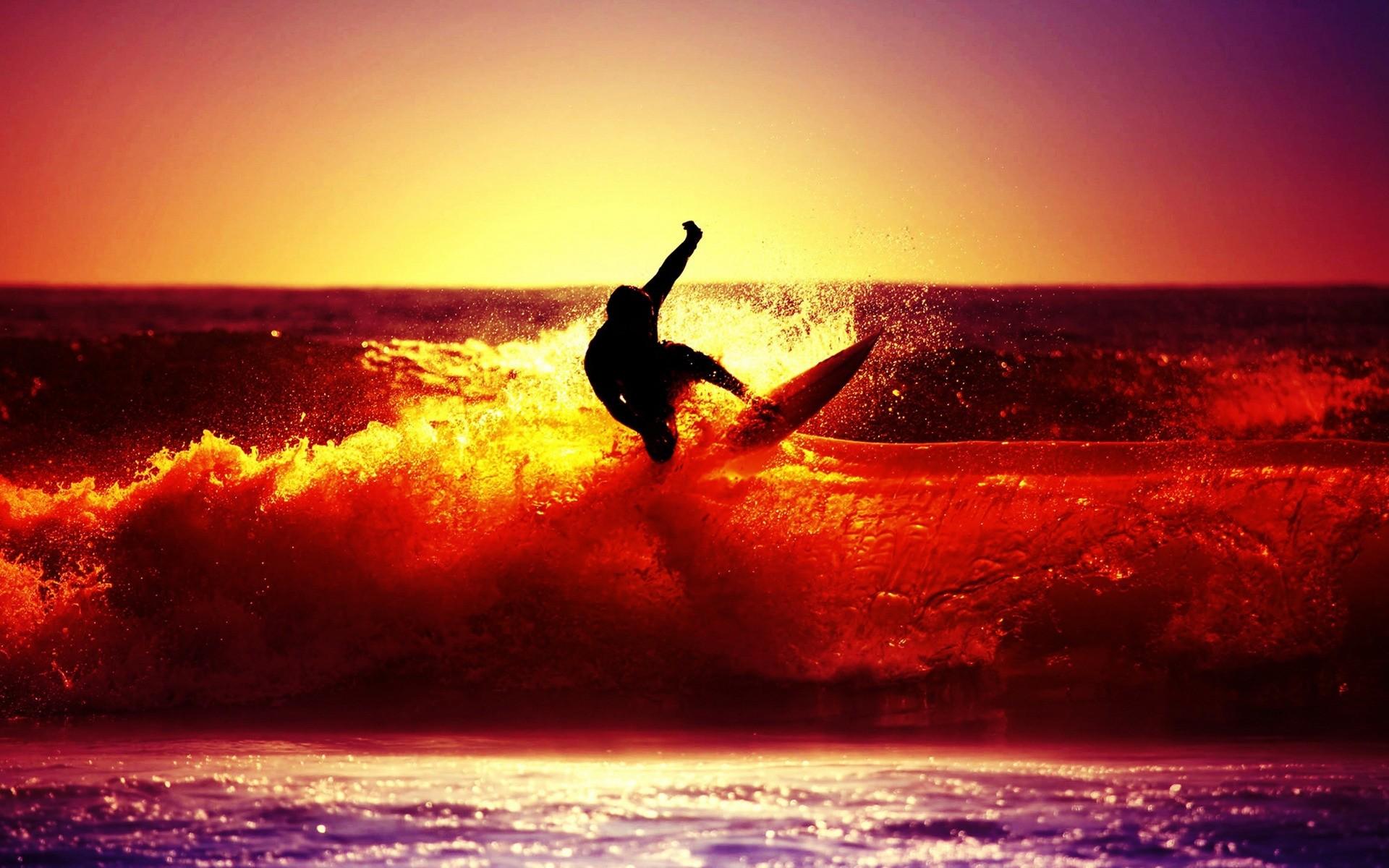 серфинг фото на рабочий стол известный город