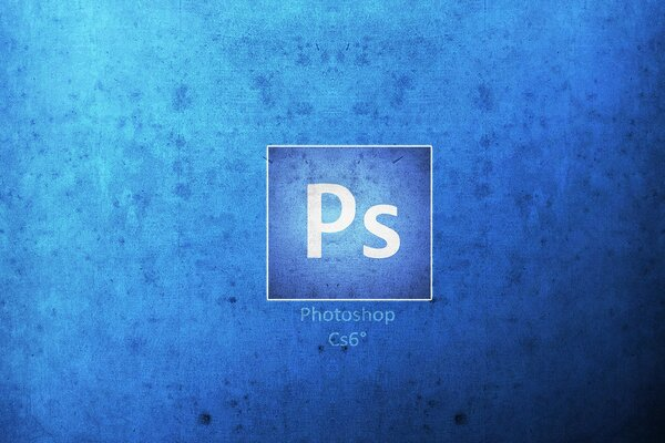 Photoshop CS6 логотип
