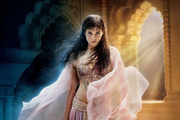 gemma atherton the movie the sands of time princess tamin