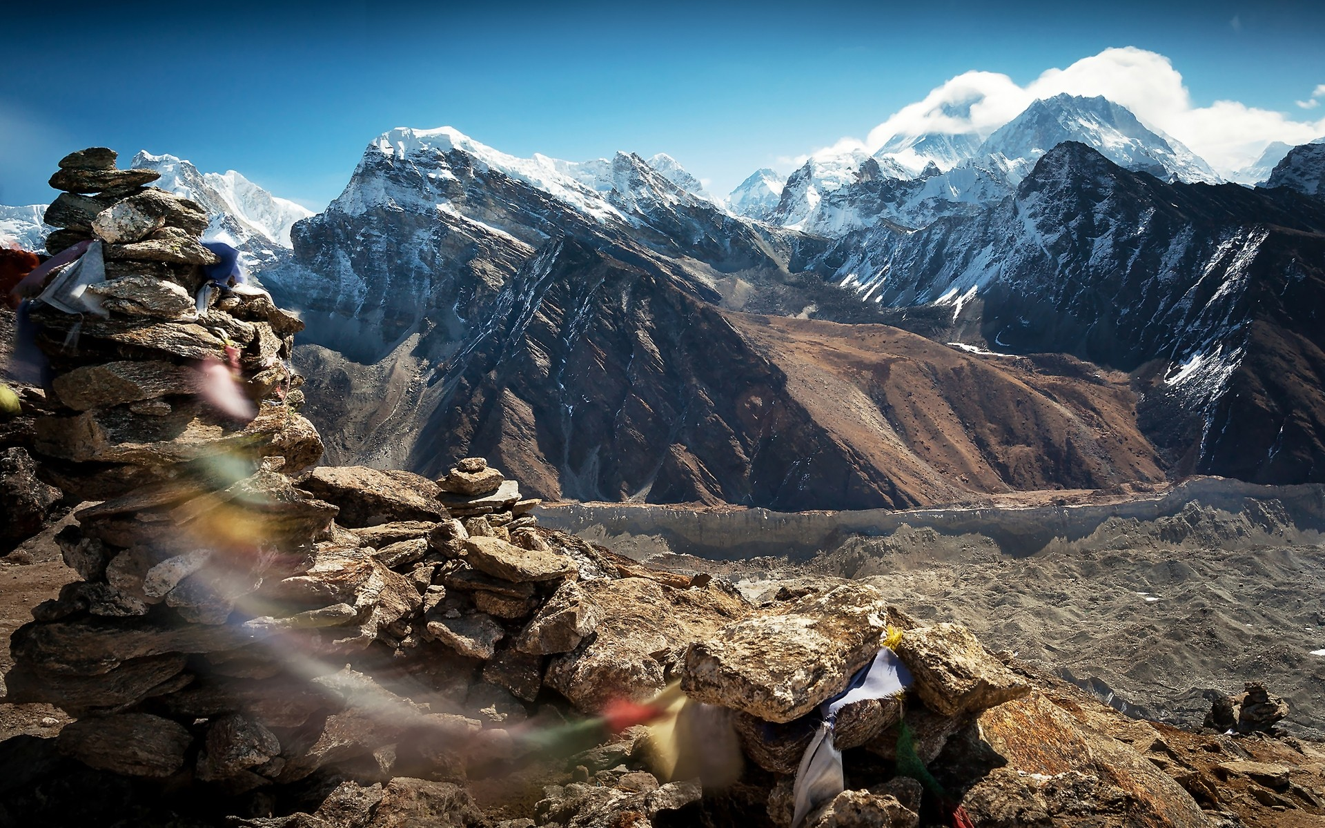 Картинка на рабочий стол тибет