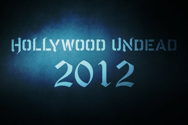 Hollywood Undead 2012