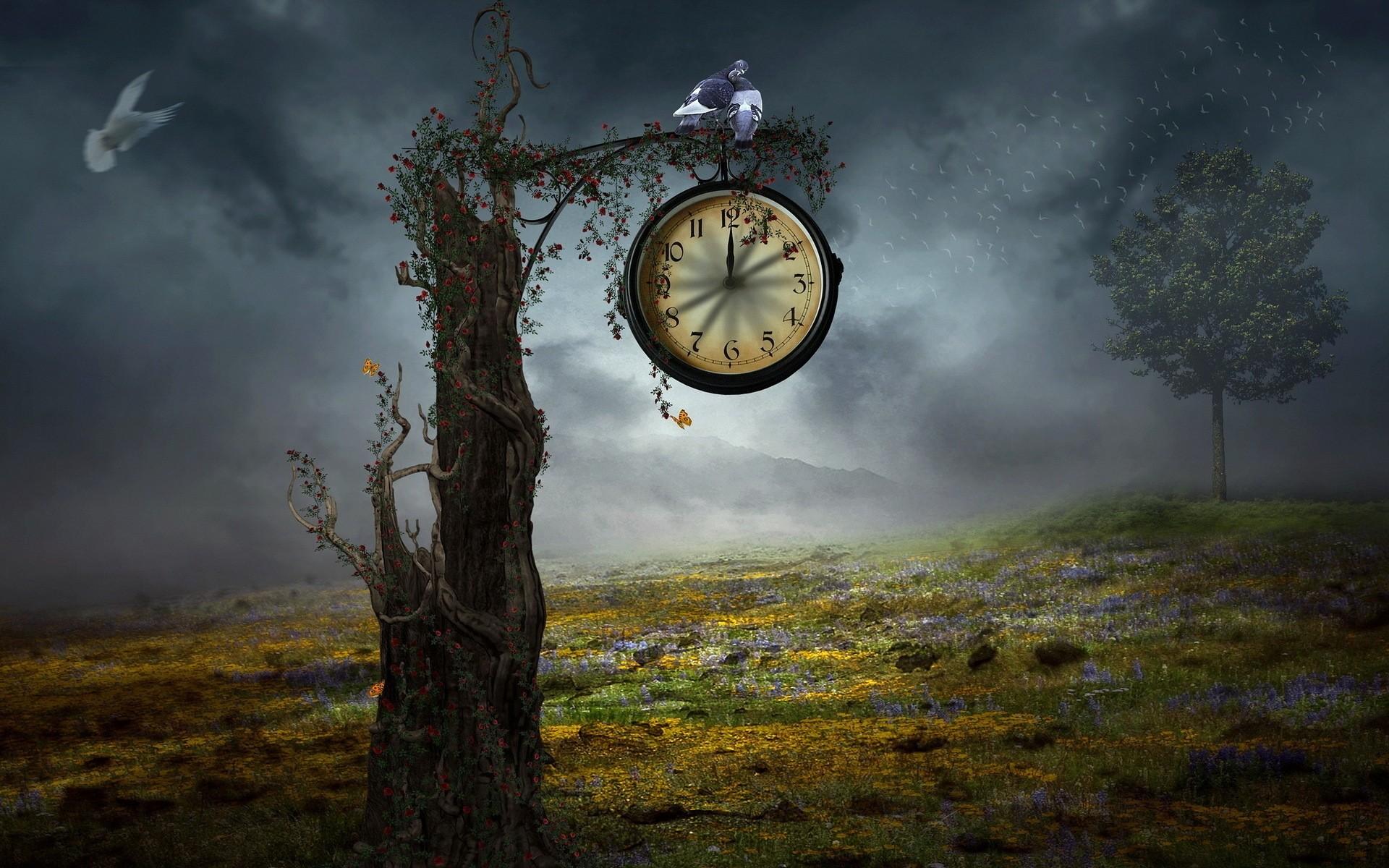 Картинки на тему время уходит
