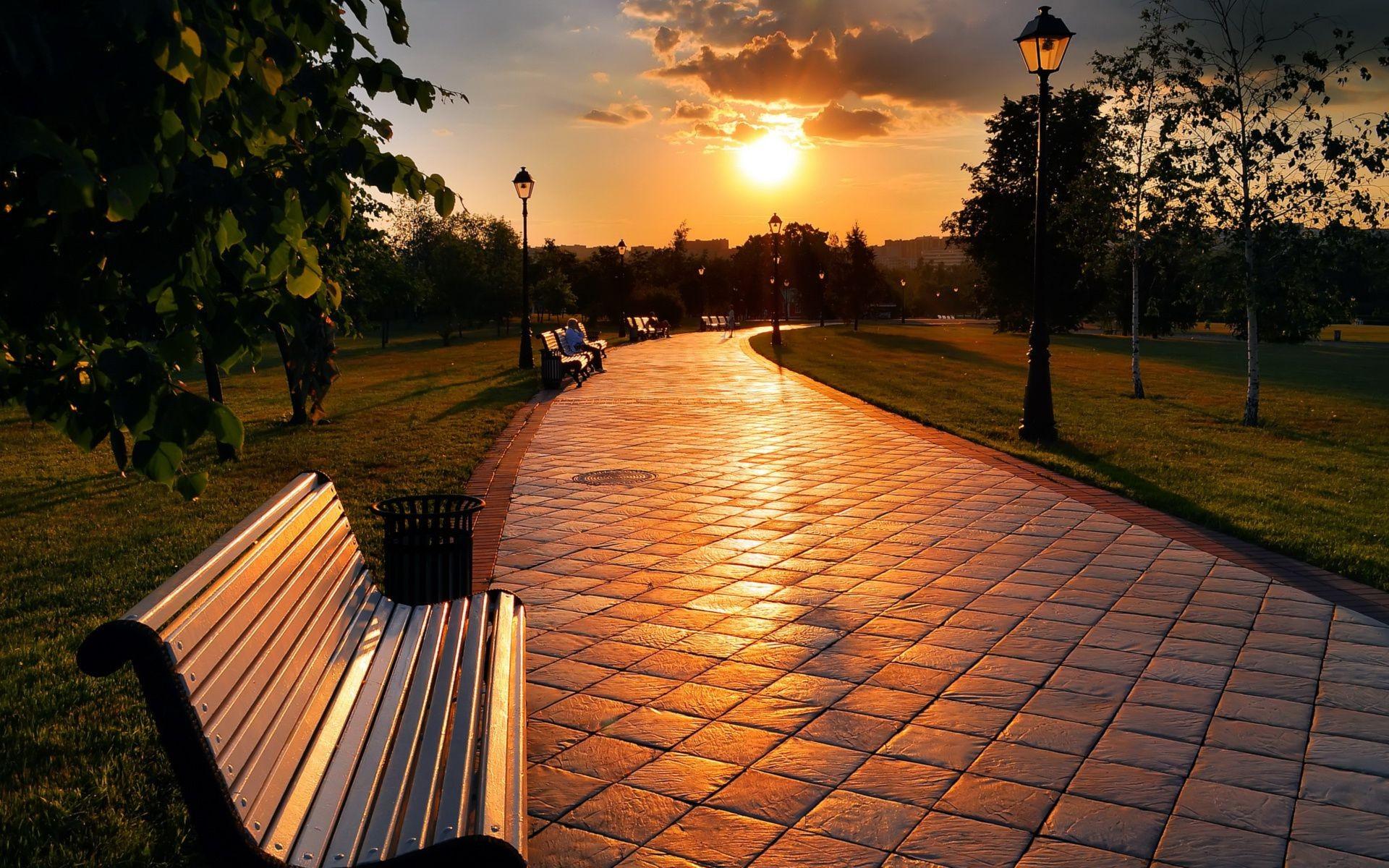 Обои ночные города, архитектура, парки, города.замки. Города foto 6