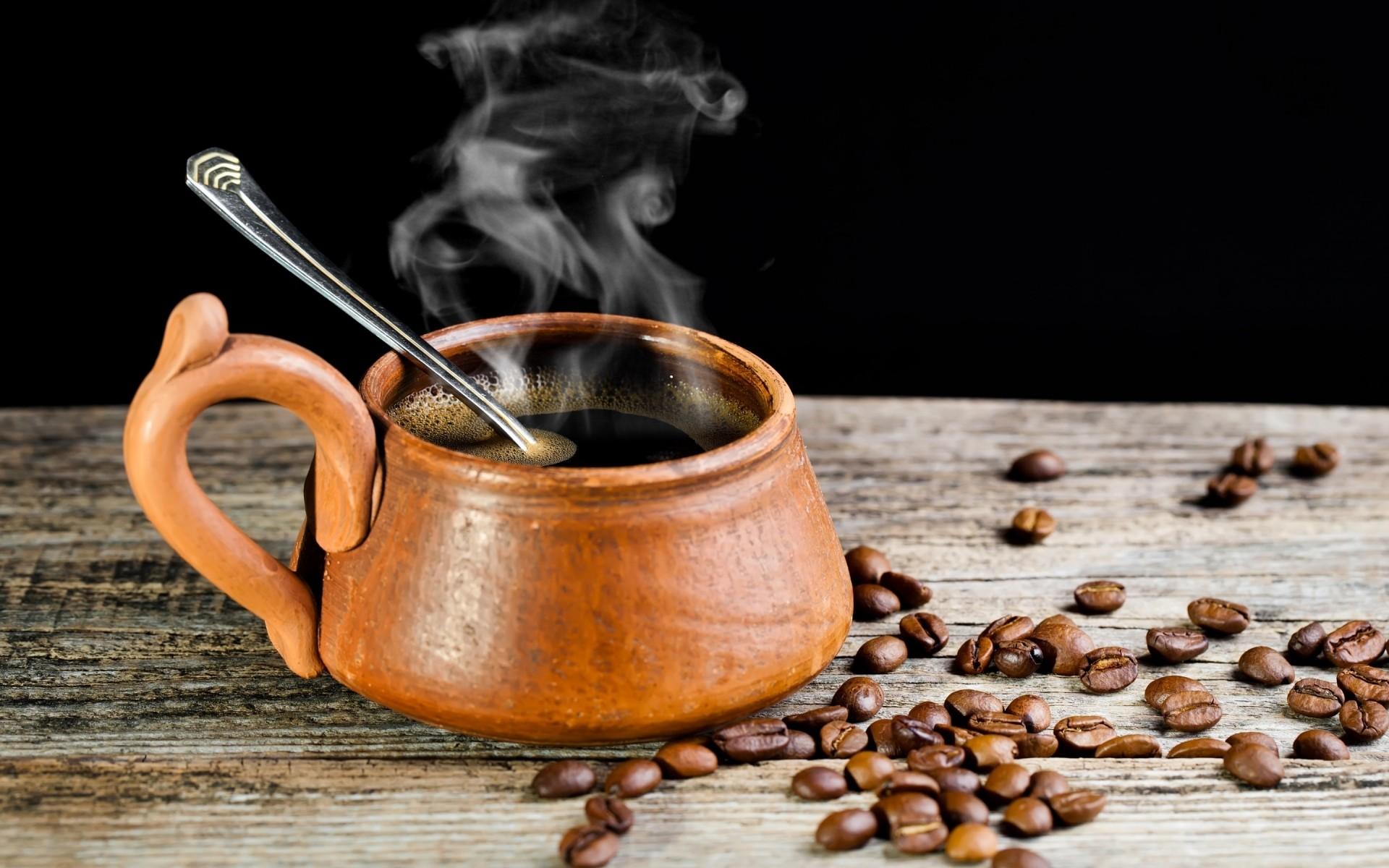 Картинки на рабочий чашка кофе