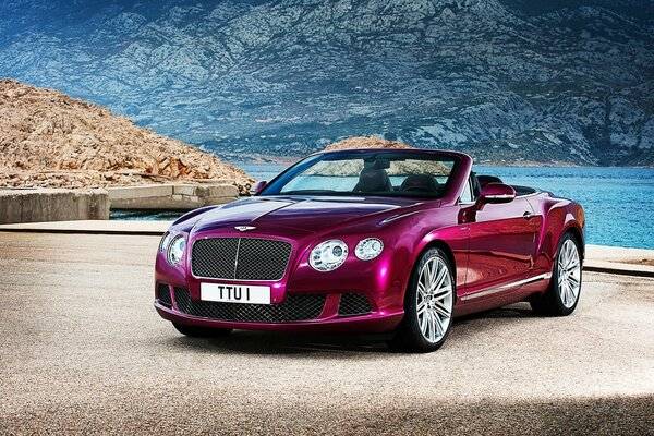 Bentley Continental GT кабриолет 2013