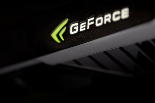 Geforce графика