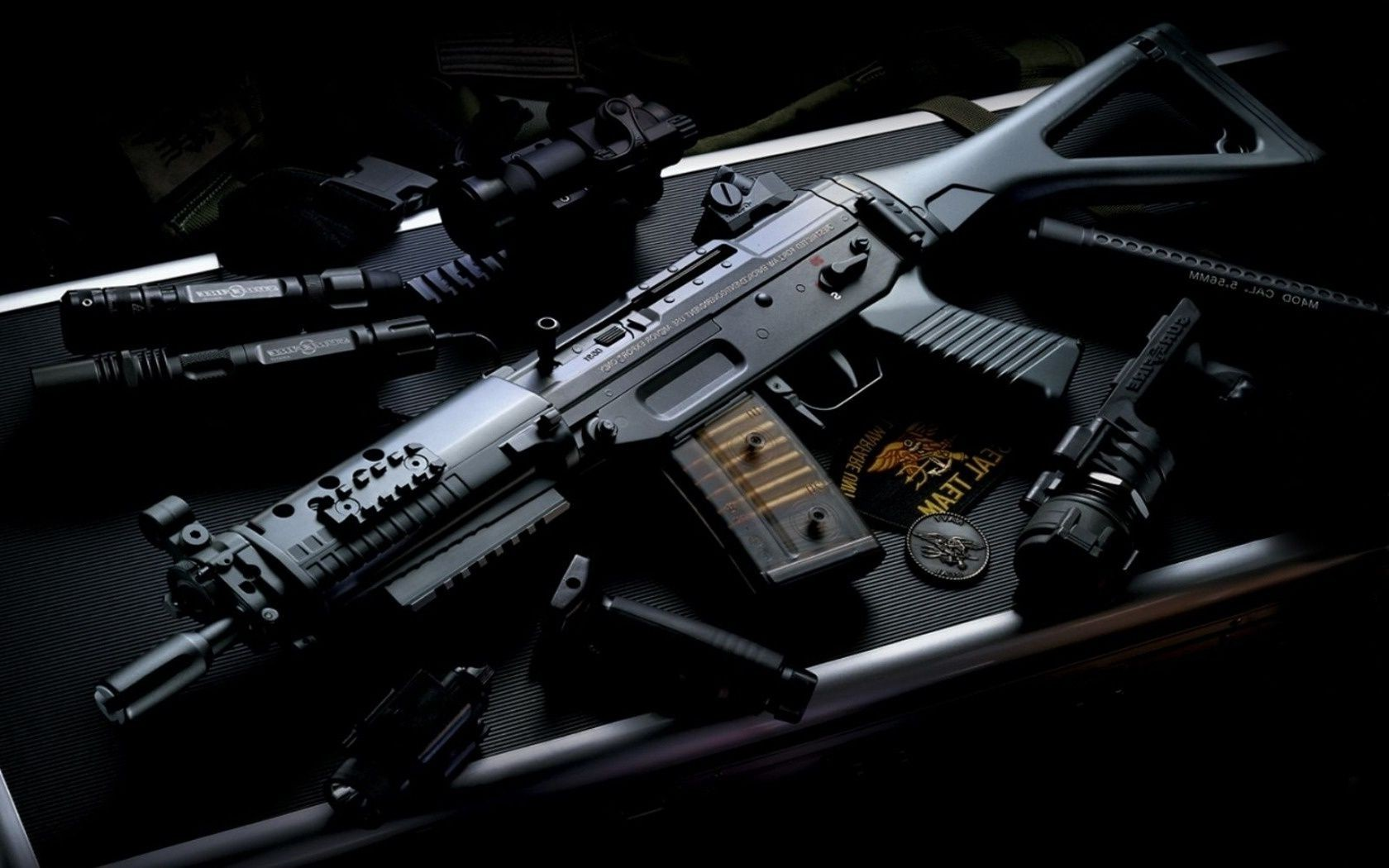 Обои пистолет. Разное foto 9