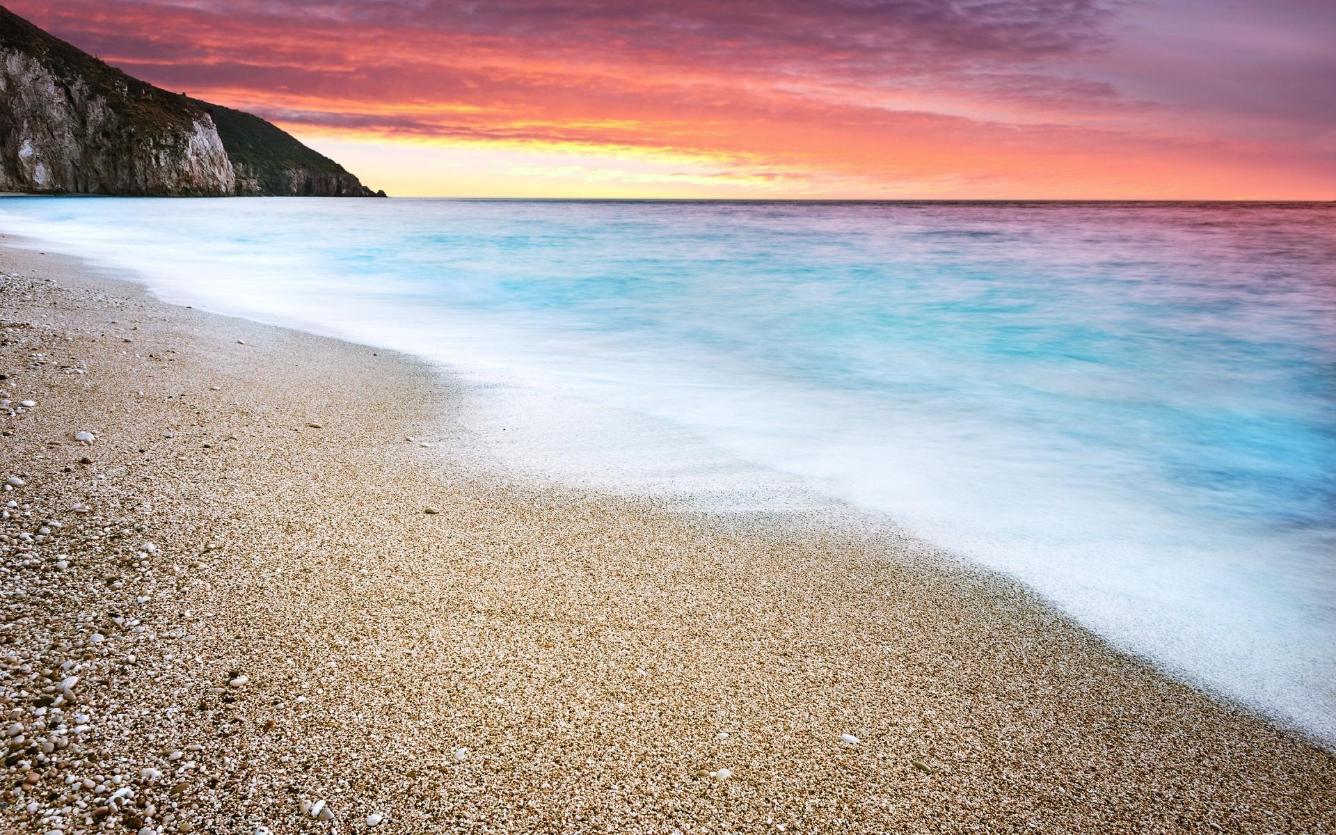 Открытки с морем и пляжем крым