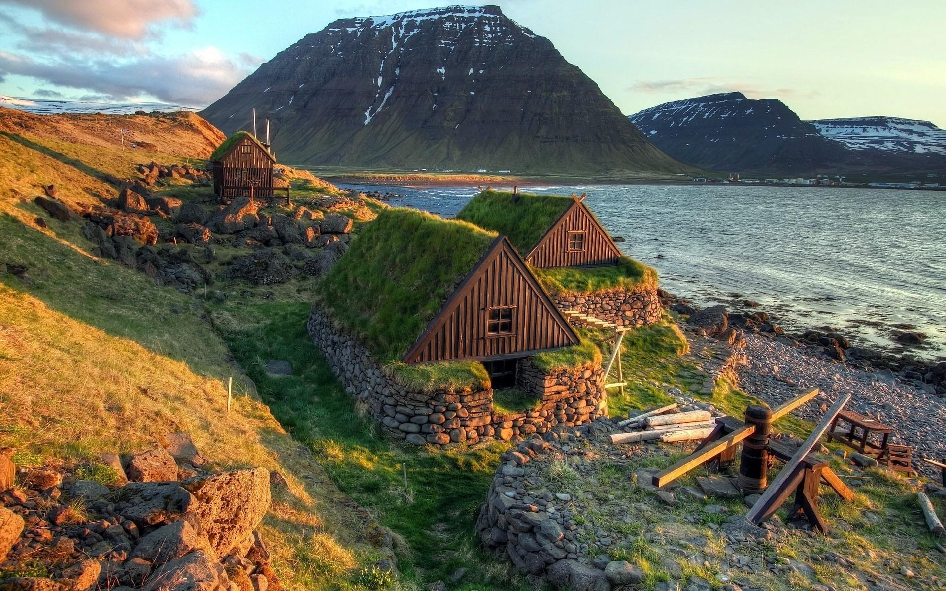 обои на рабочий исландия род деятельности торговля