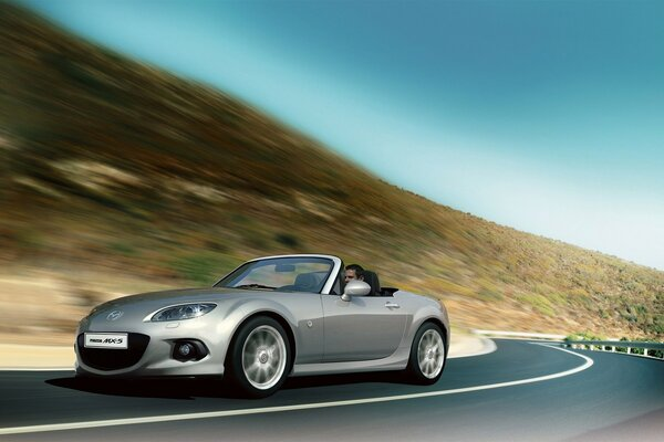 Mx 5 Mazda Speed ​​Roadster