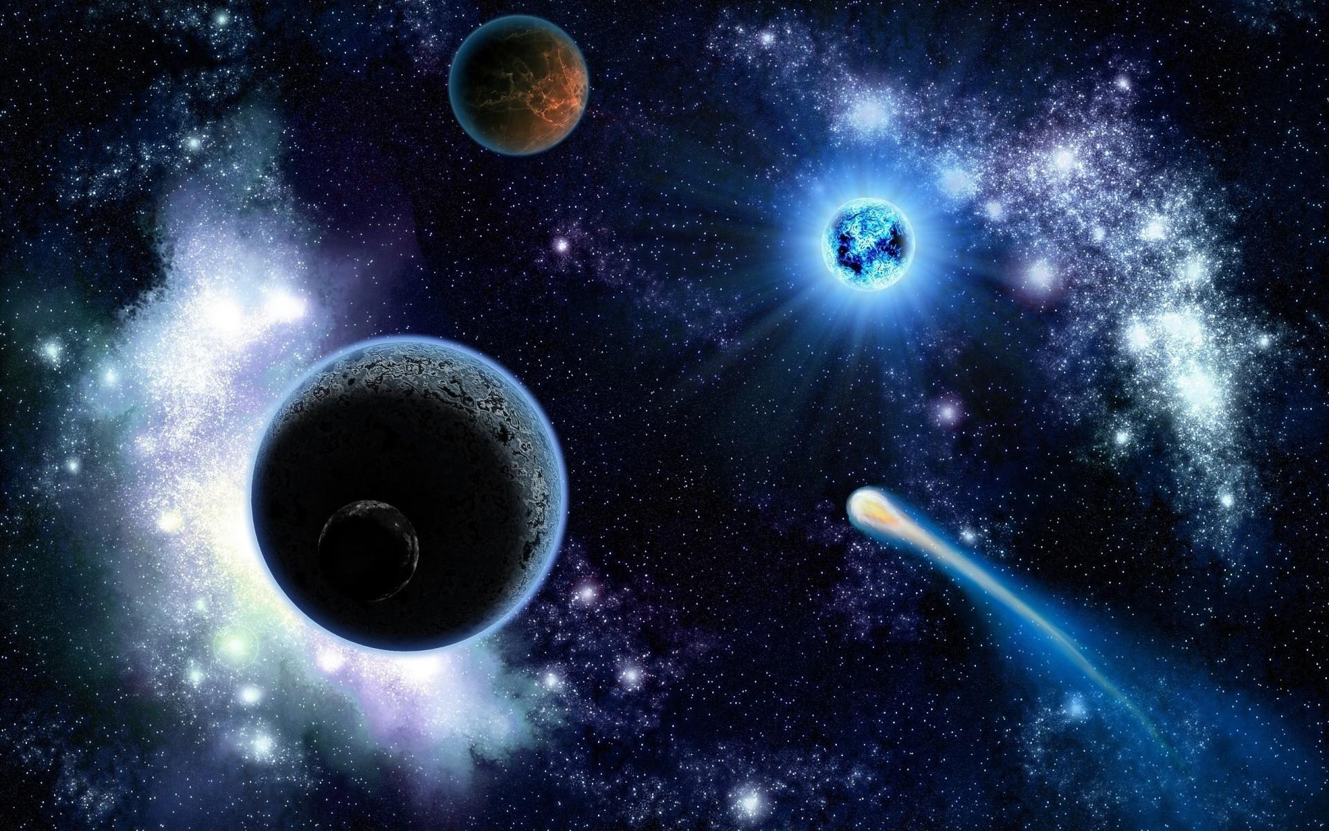 Картинки на тему космоса