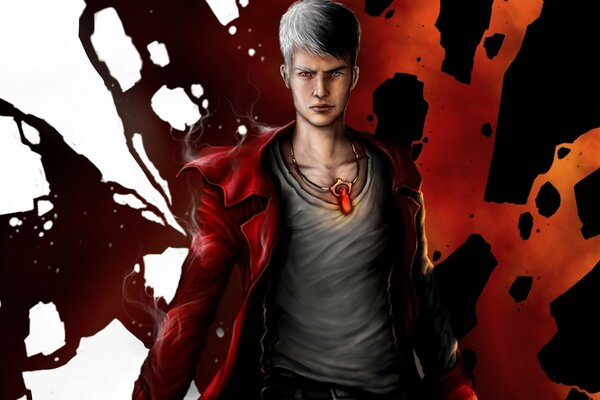 Данте из Devil May Cry