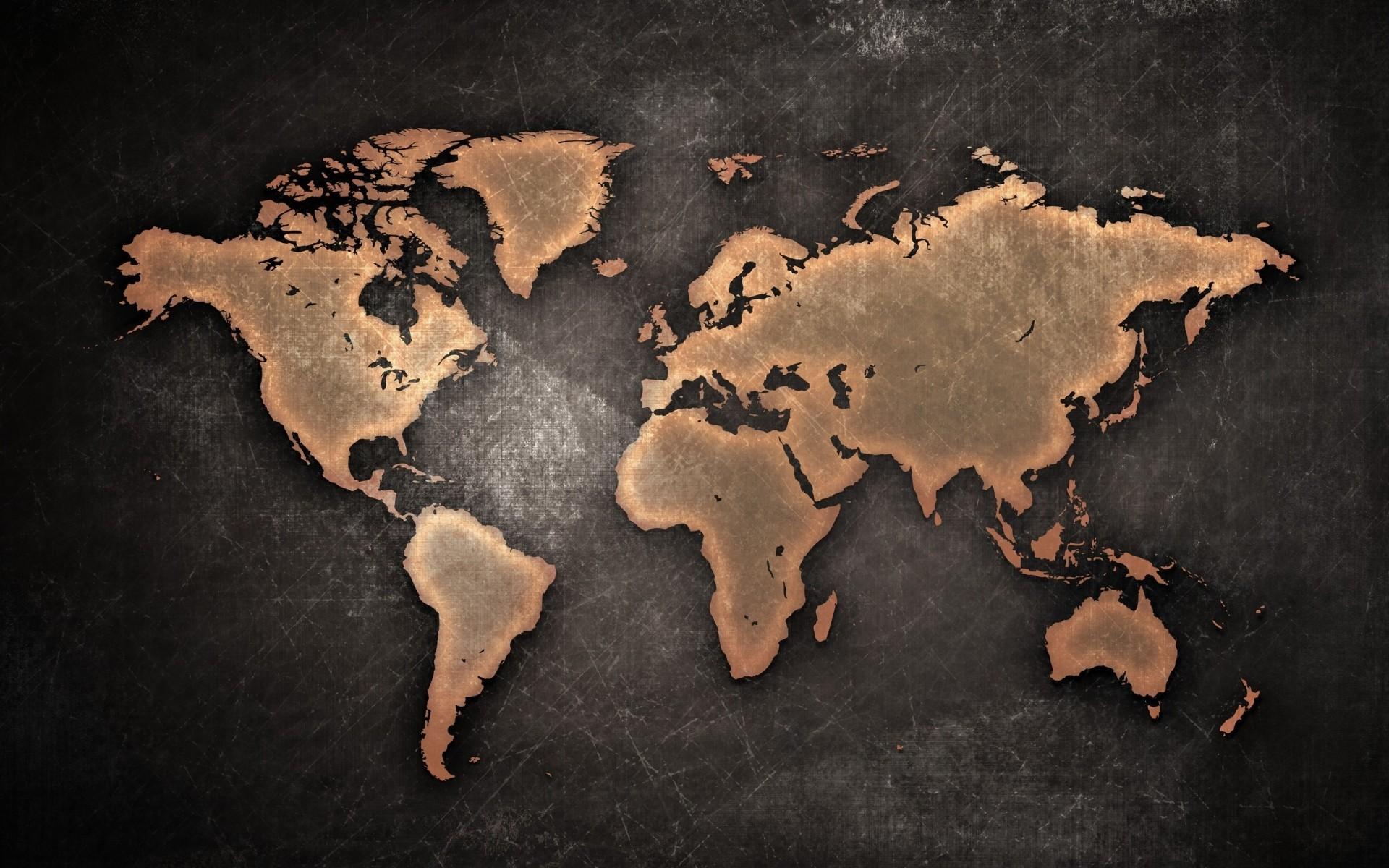 она карта мира фото рабочего стола спустя