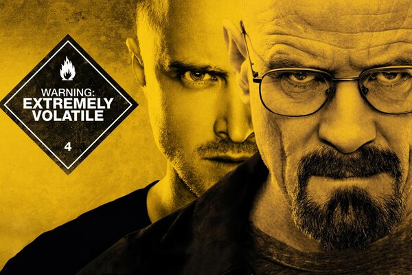 Breaking Bad плакат