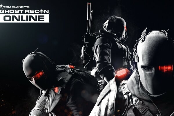 Том Clancys Ghost Recon онлайн