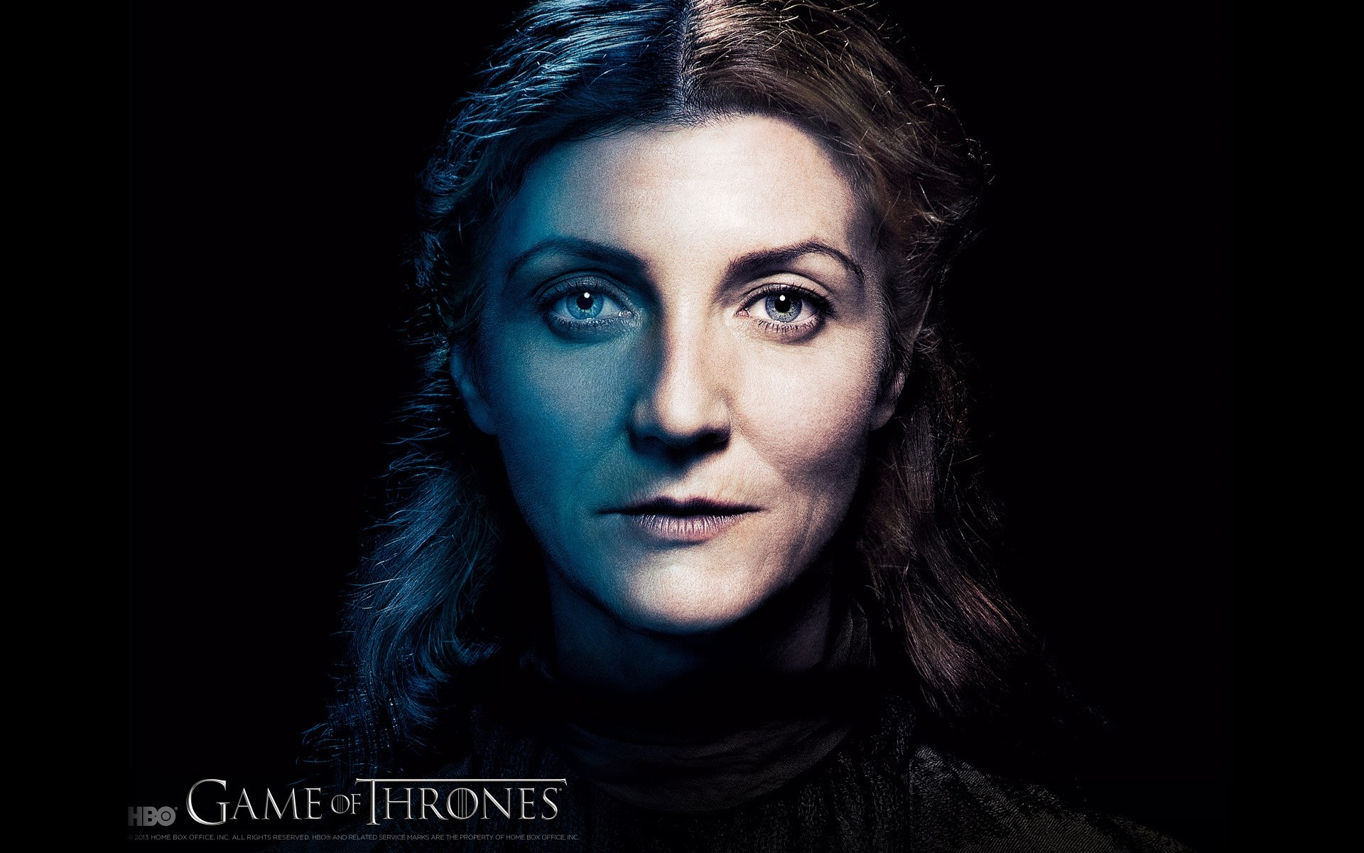Catelyn резко в игре престолов