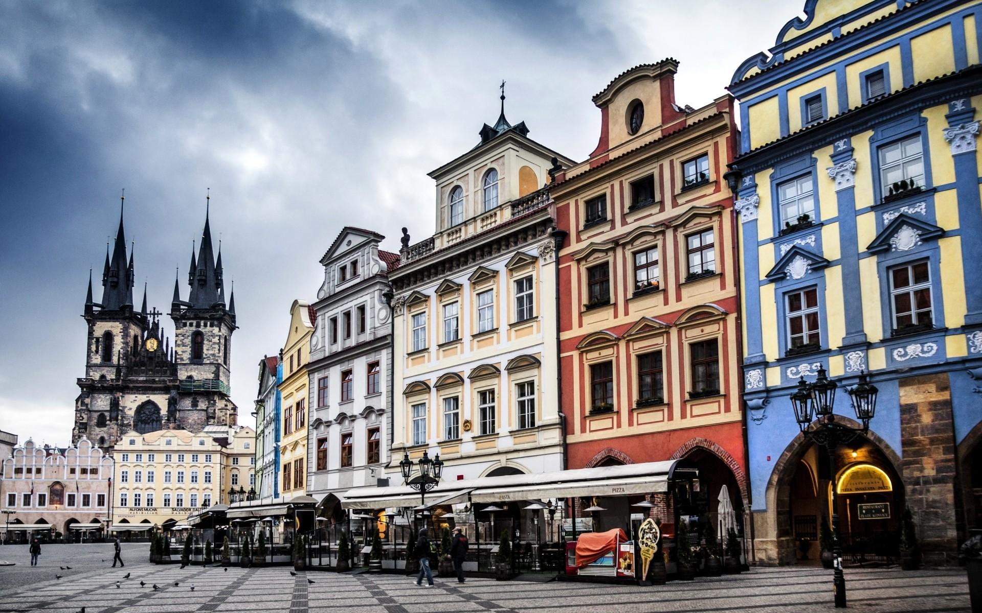 Картинки старый город