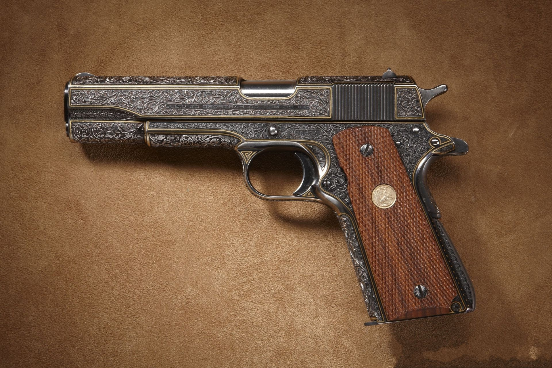 super model2 m1911.38 government Colt
