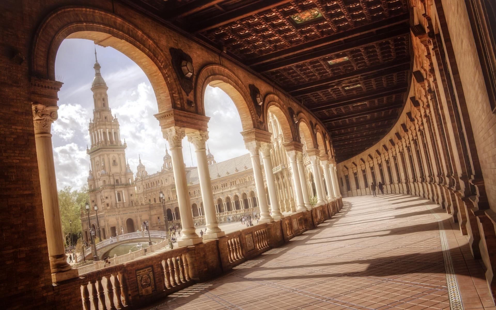 Библиотека, красивые картинки на испанском