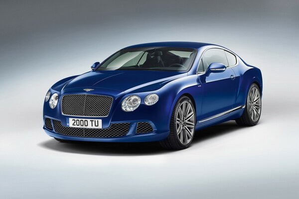 Bentley Continental GT студия