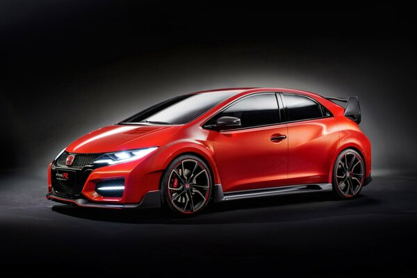 Honda Civic Type R концепция