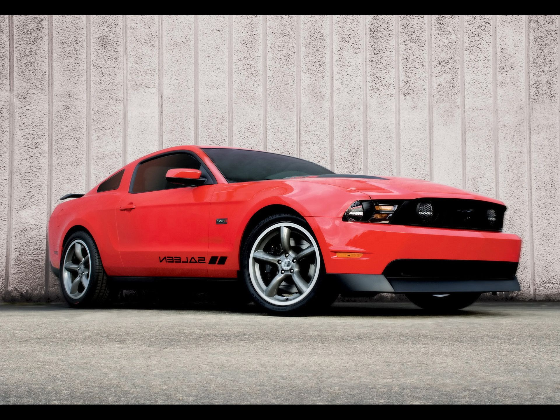 mustang ford Saleen 435s