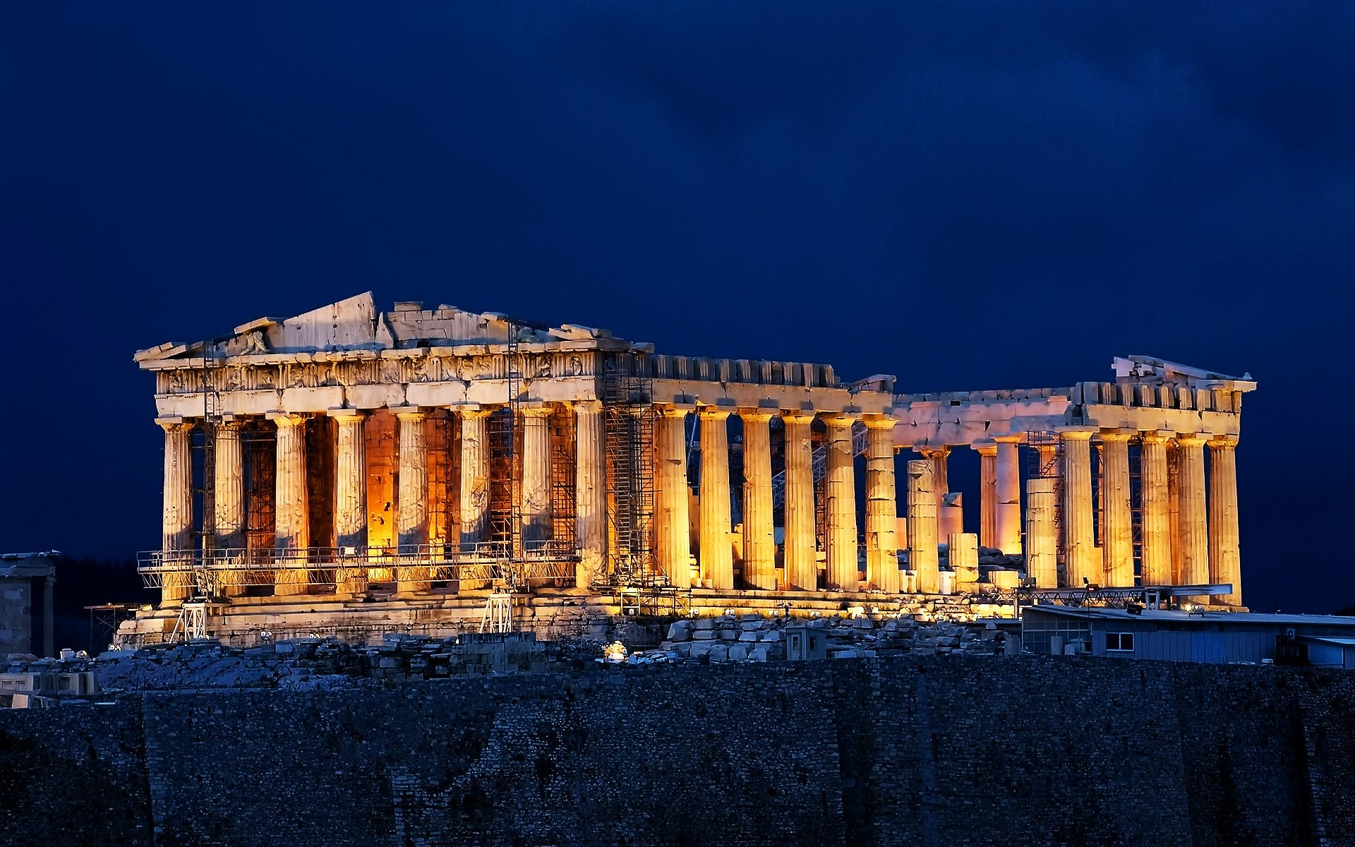 a history of the parthenon temple The history of the parthenon 447-432 bce the construction of the parthenon began in 447 bce pericles, a brilliant leader of athens, appointed phidias to design the magnificent temple.