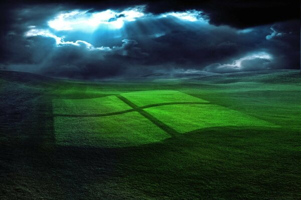 Windows XP обои