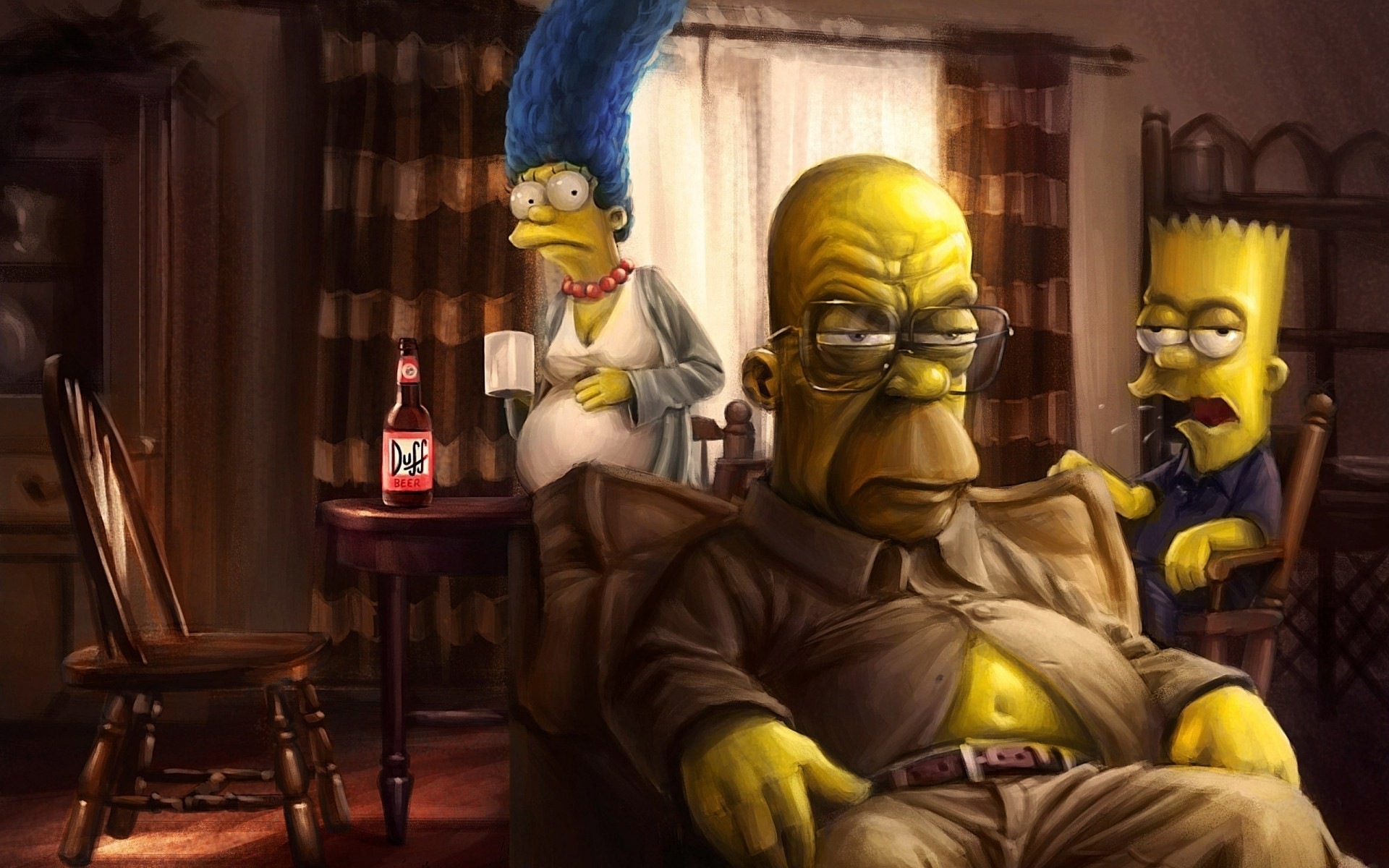 the key characters and themes of the simpsons essay The simpsons semiotic analysis the simpsons is just a simple cartoon one of the key things that one can draw from this statement is that the.
