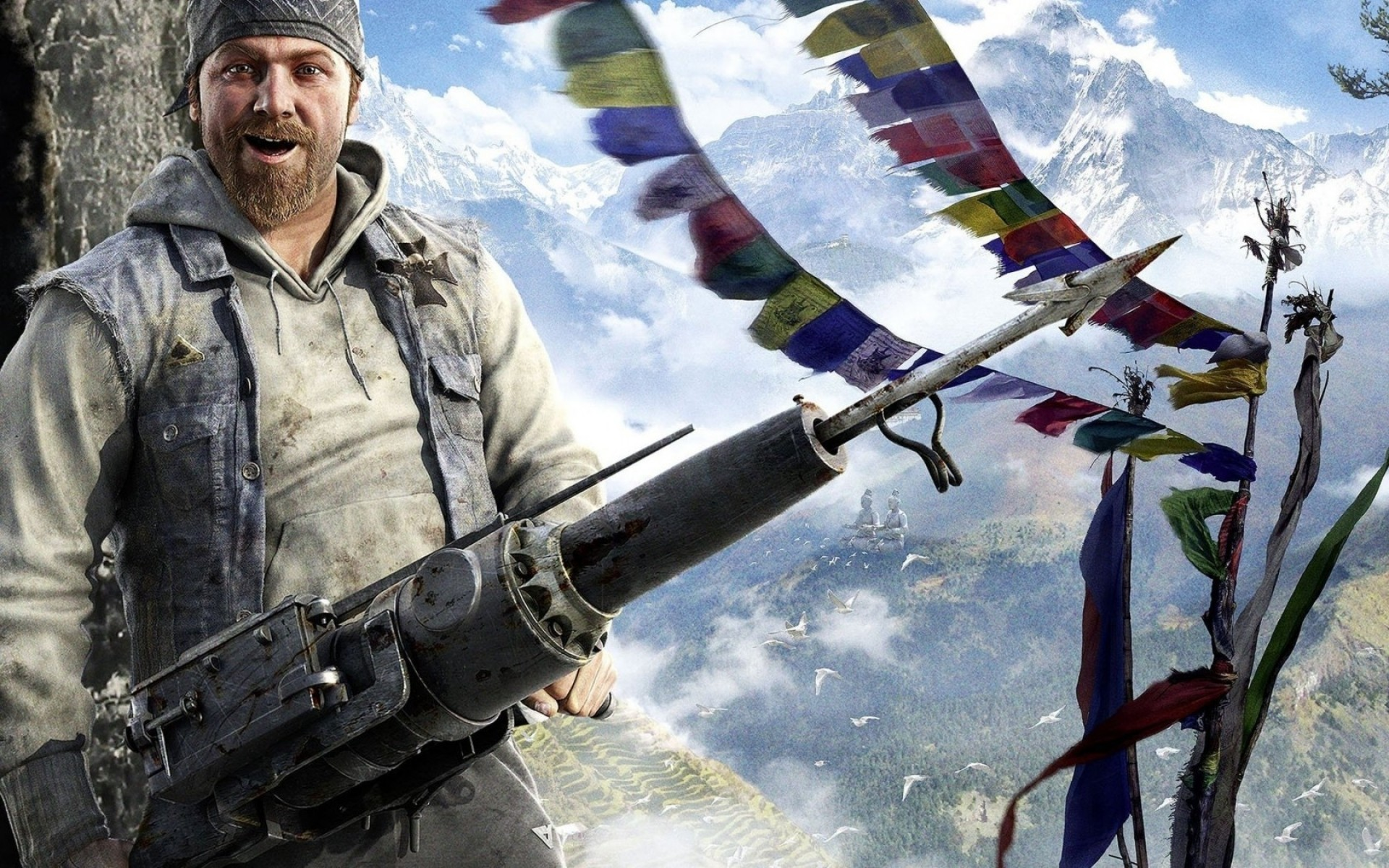 Far Cry 4 Hurk люкс пакет