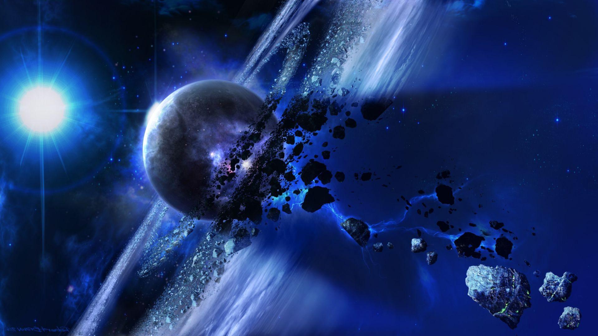 картинка планет на рабочий стол использует своей работе