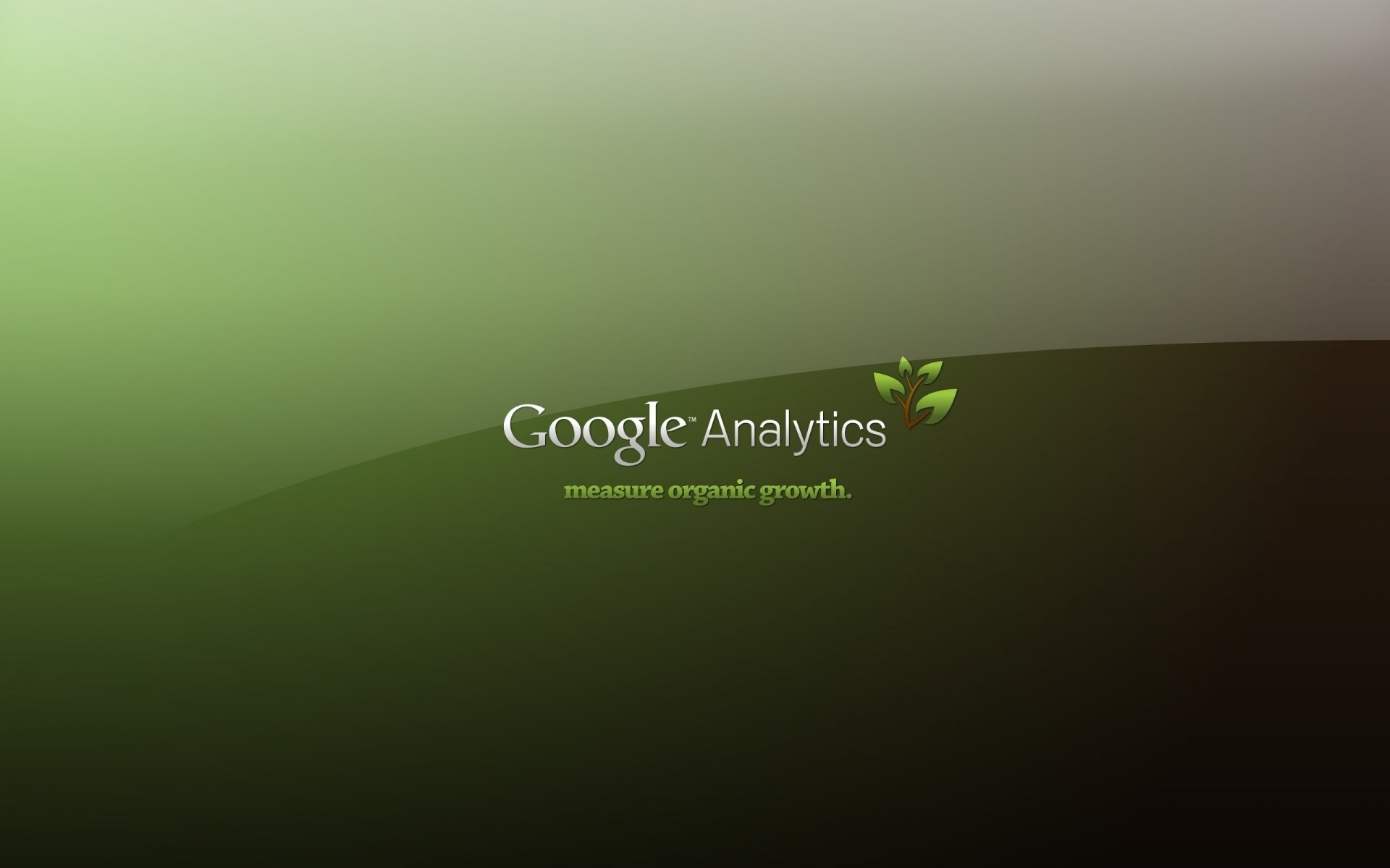 Google Analytics плакат