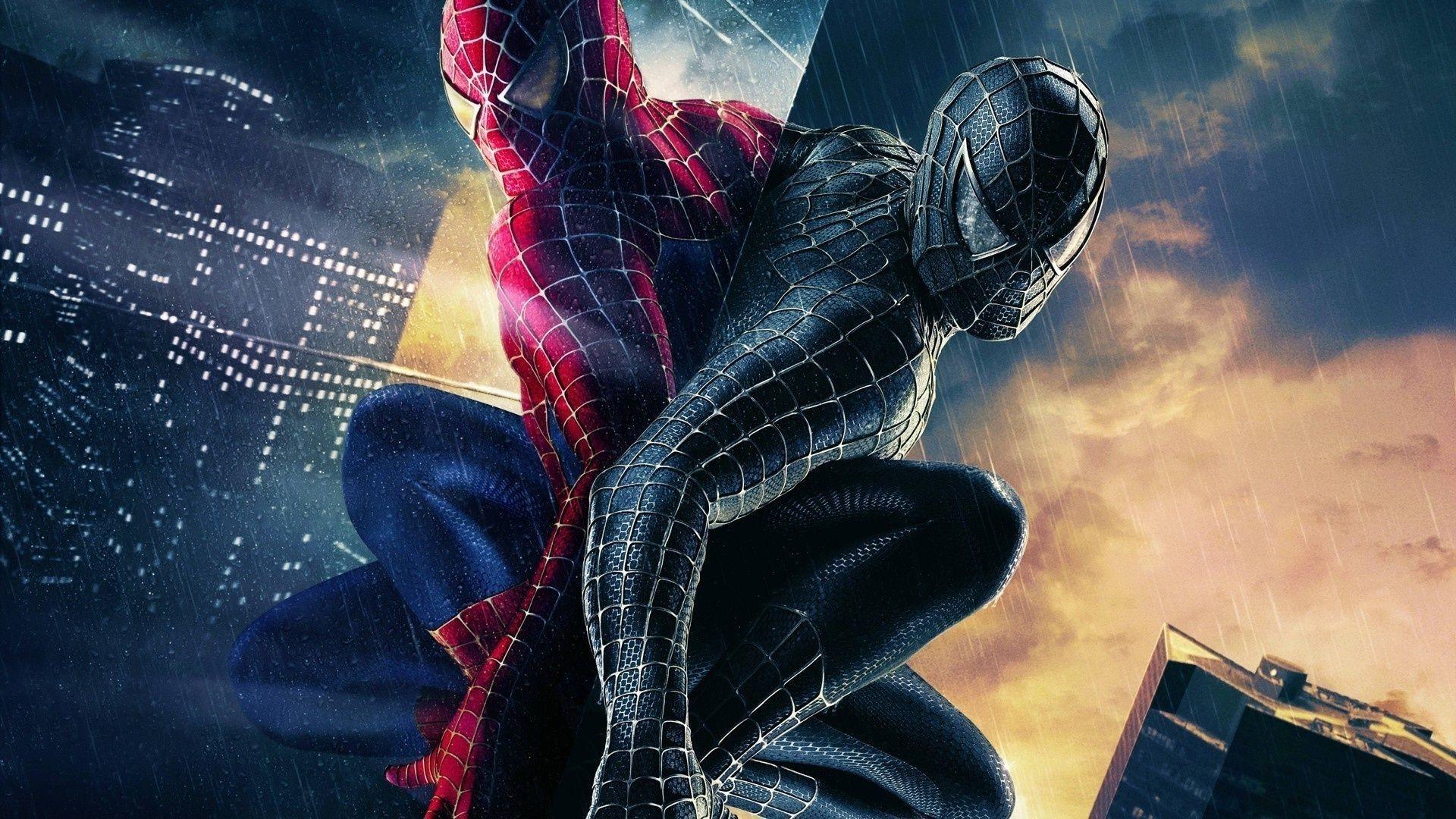 Человек-паук загрузить