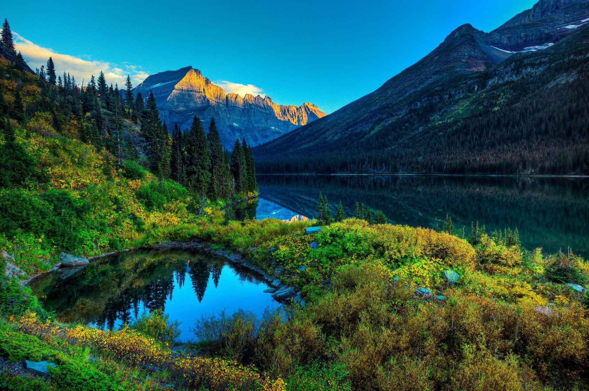 Днем, красивые горы картинки на телефон