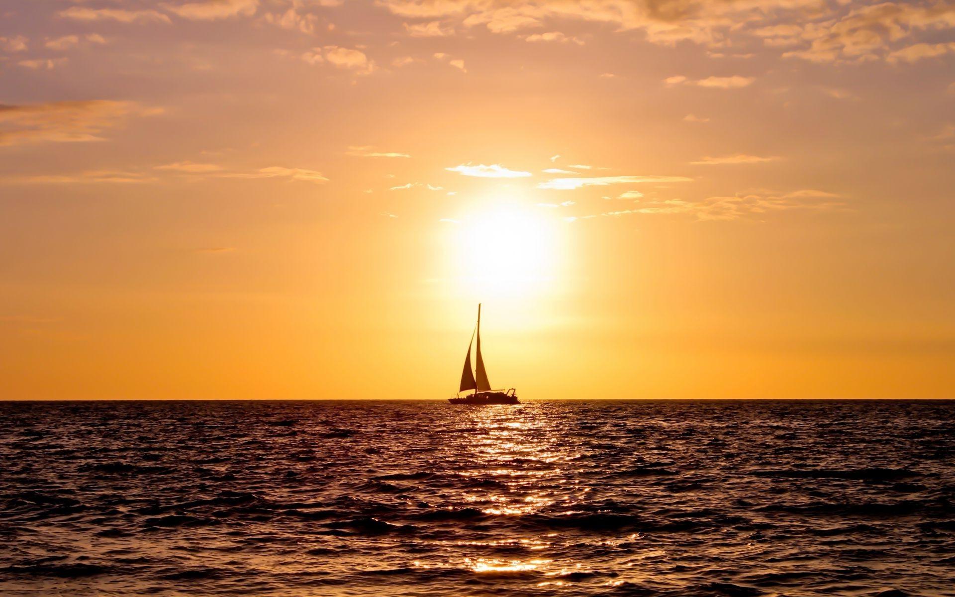 Океан рассвет фото