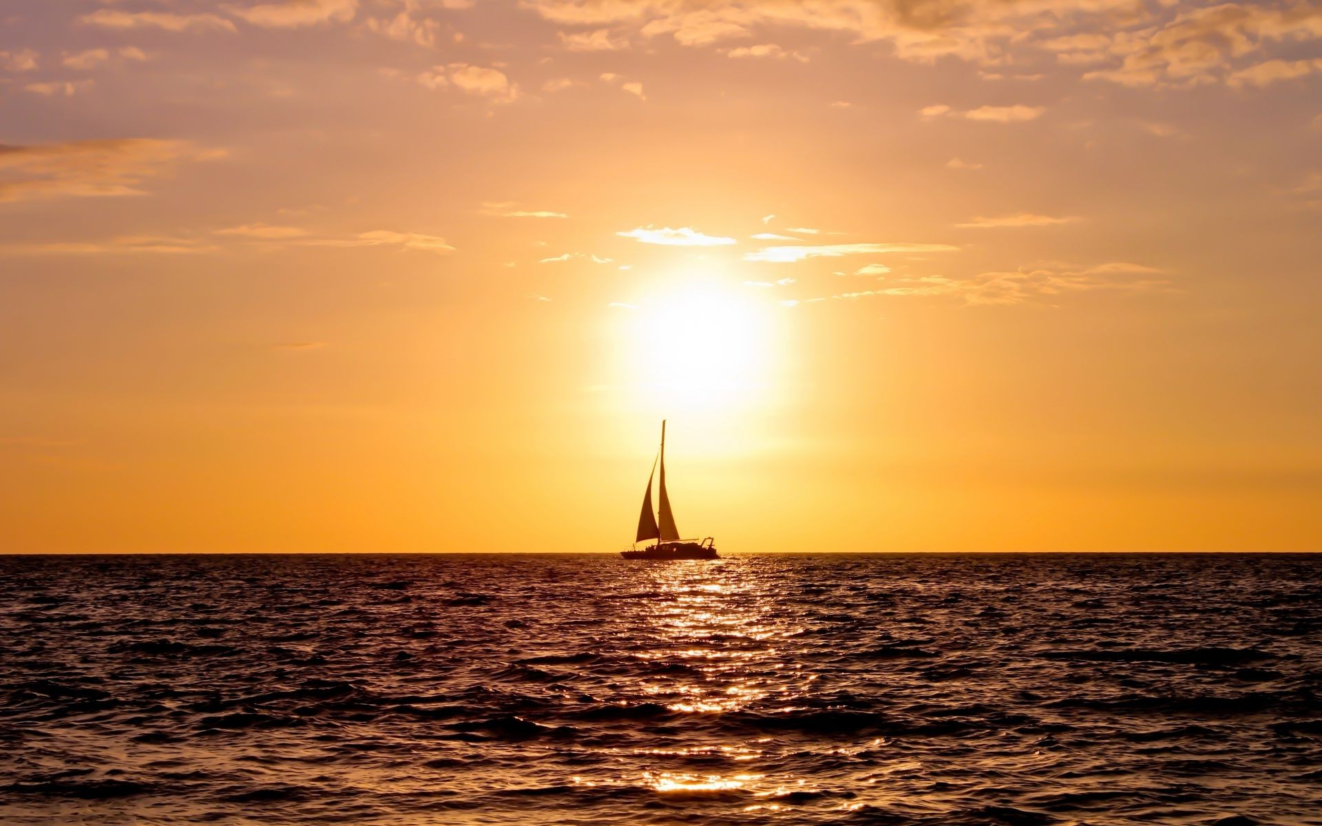 Яхта море пляж