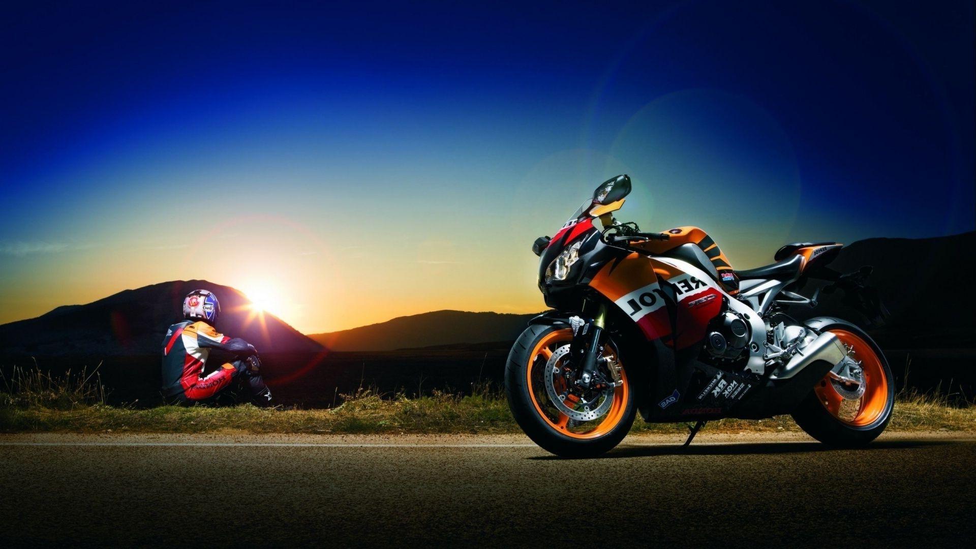Обои Байк, Мотоцикл. Мотоциклы foto 18