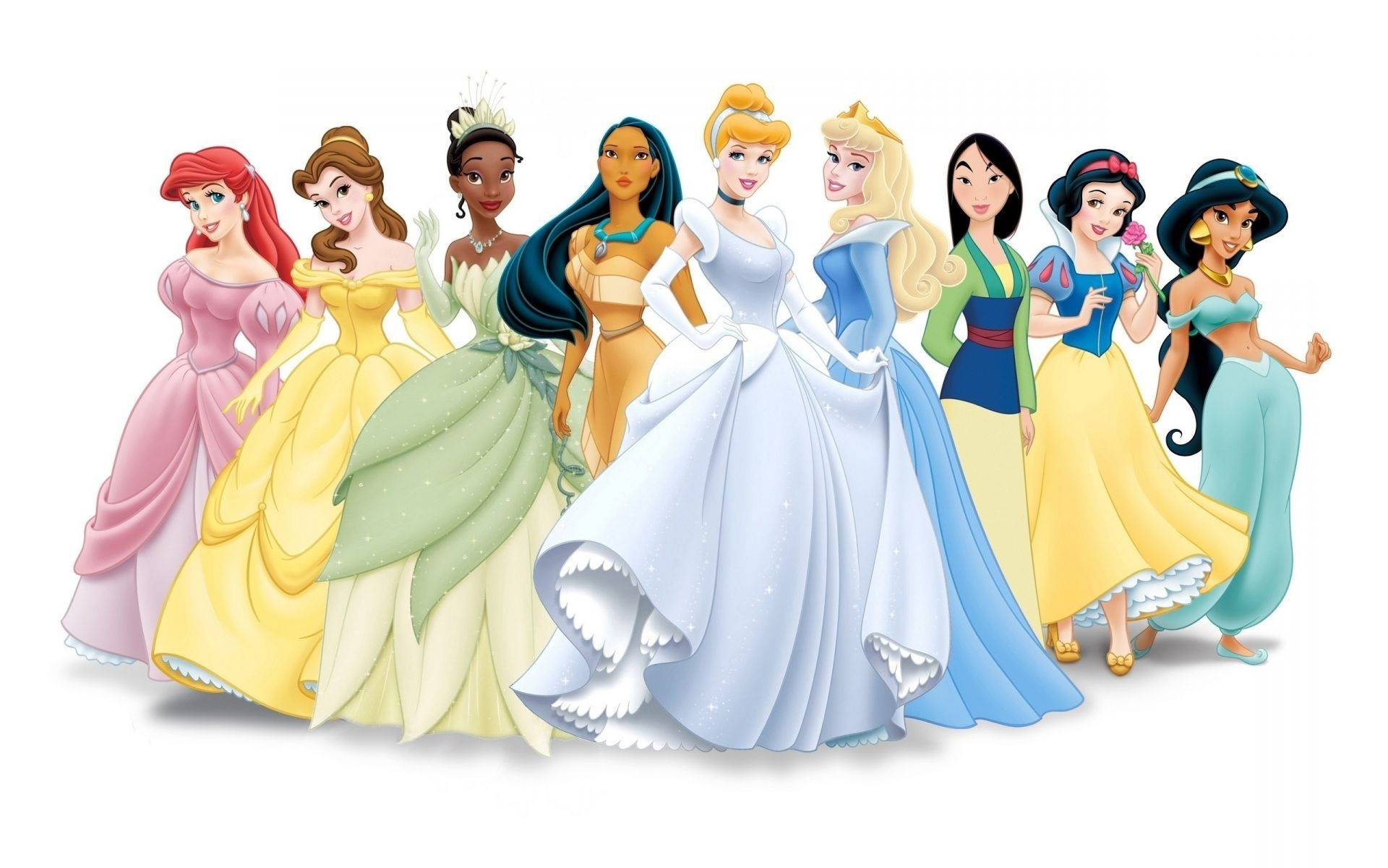 disney princess analyzation