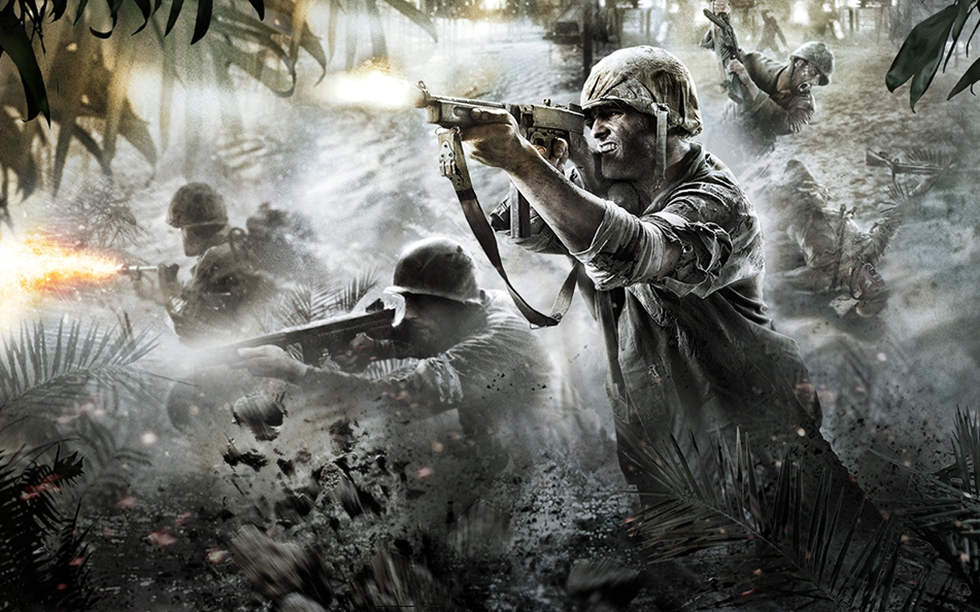 Call Of Duty Мир в войне