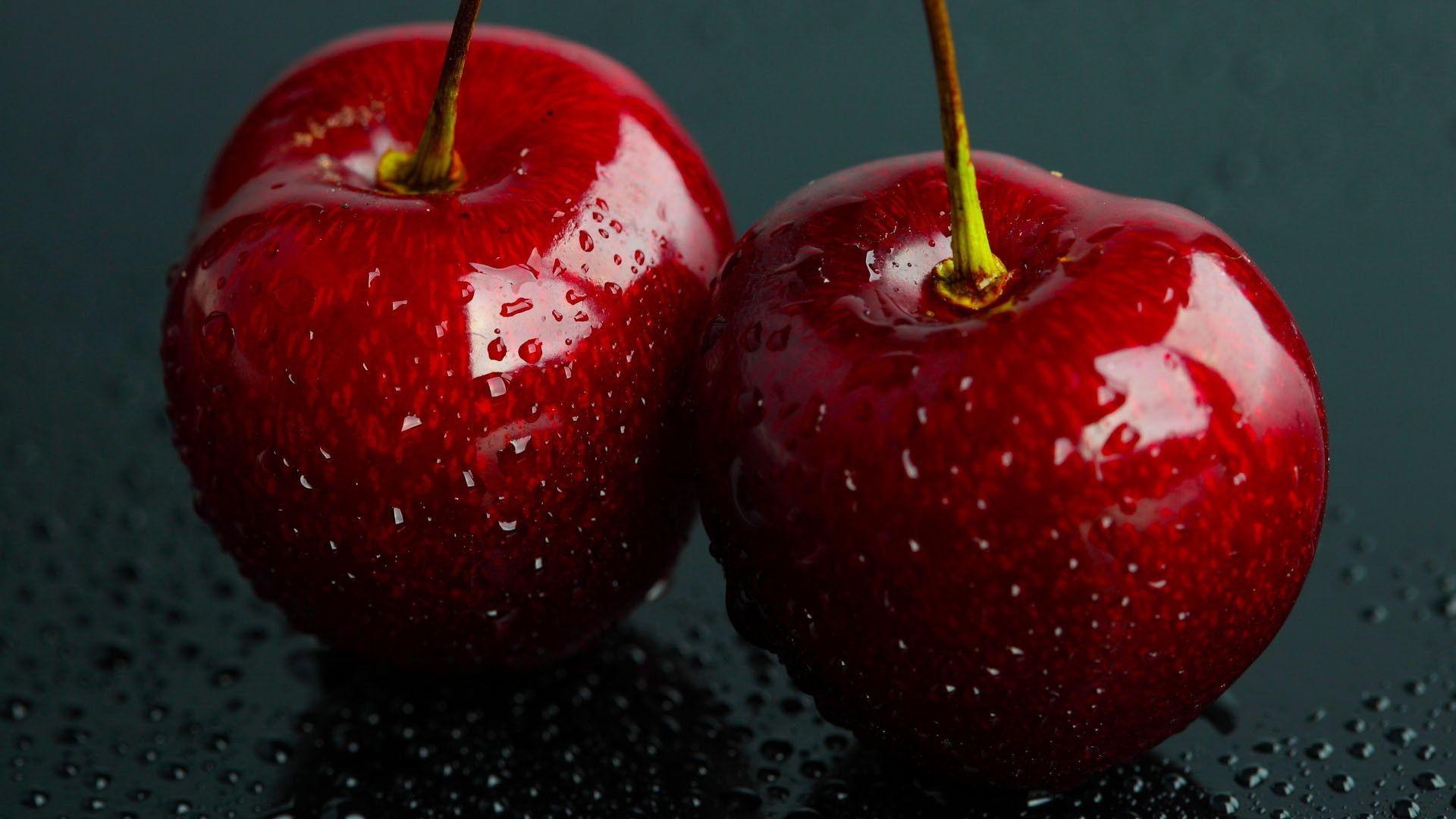 Обои фрукты ягоды на рабочий стол