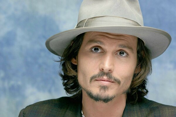 Johnny depp actor hat шляпа джонни депп актер