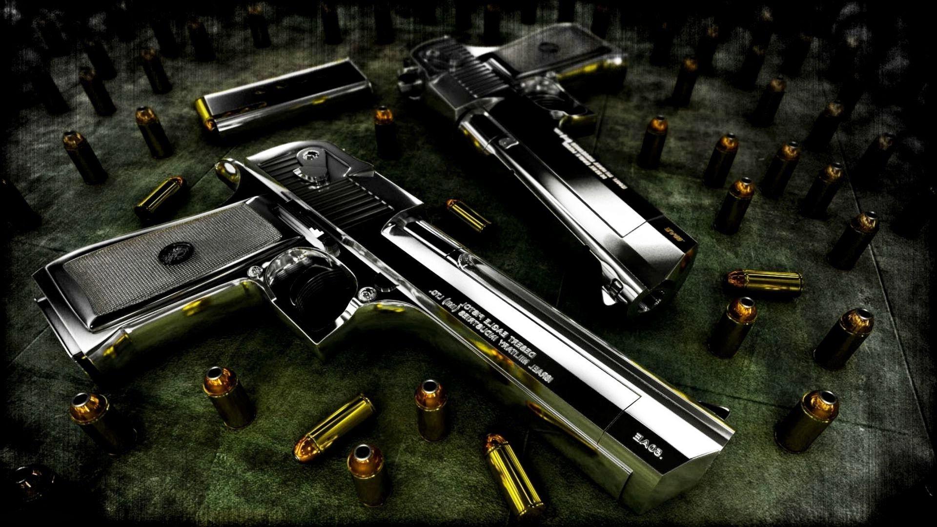 Красивое оружие обои на рабочий стол