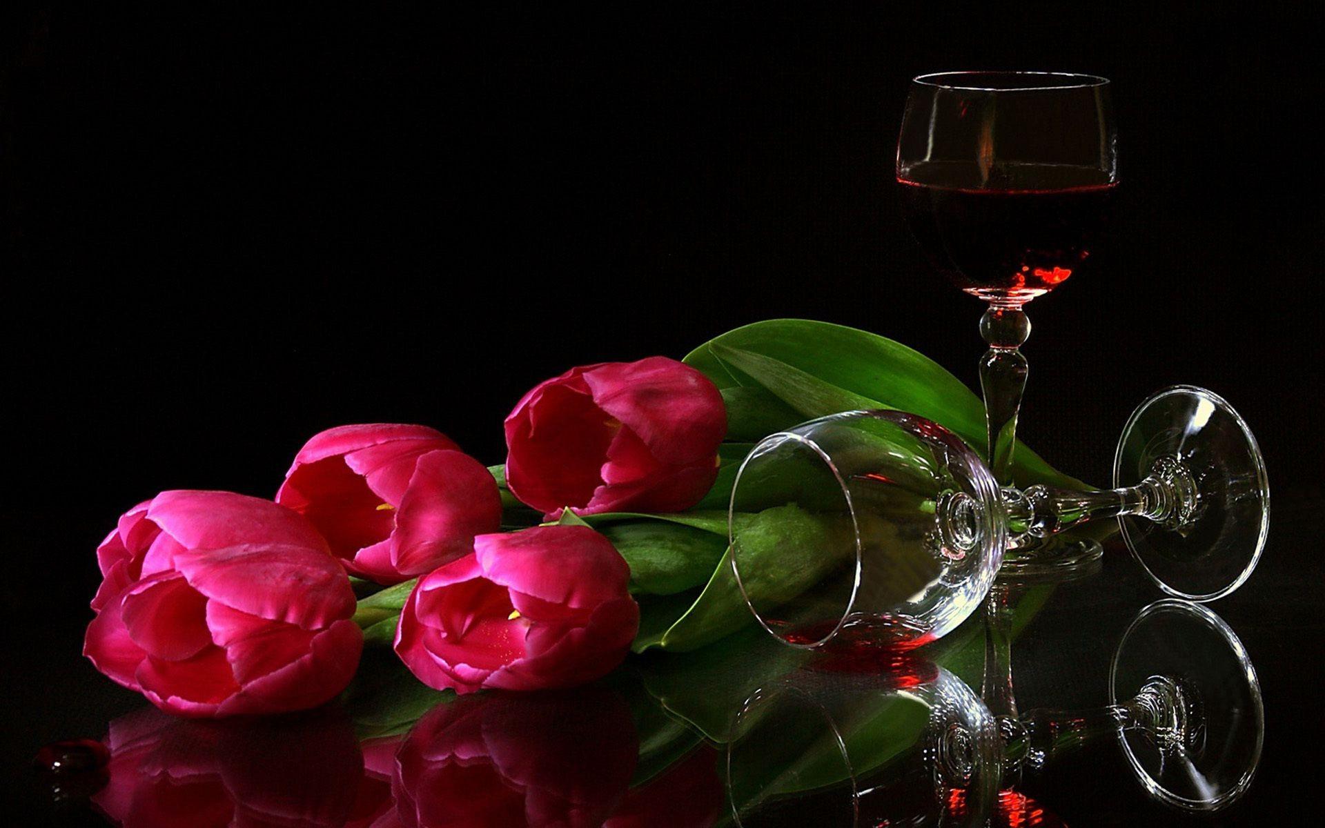 красивые широкоформатные обои на рабочий стол высокого качества цветы № 230376 бесплатно