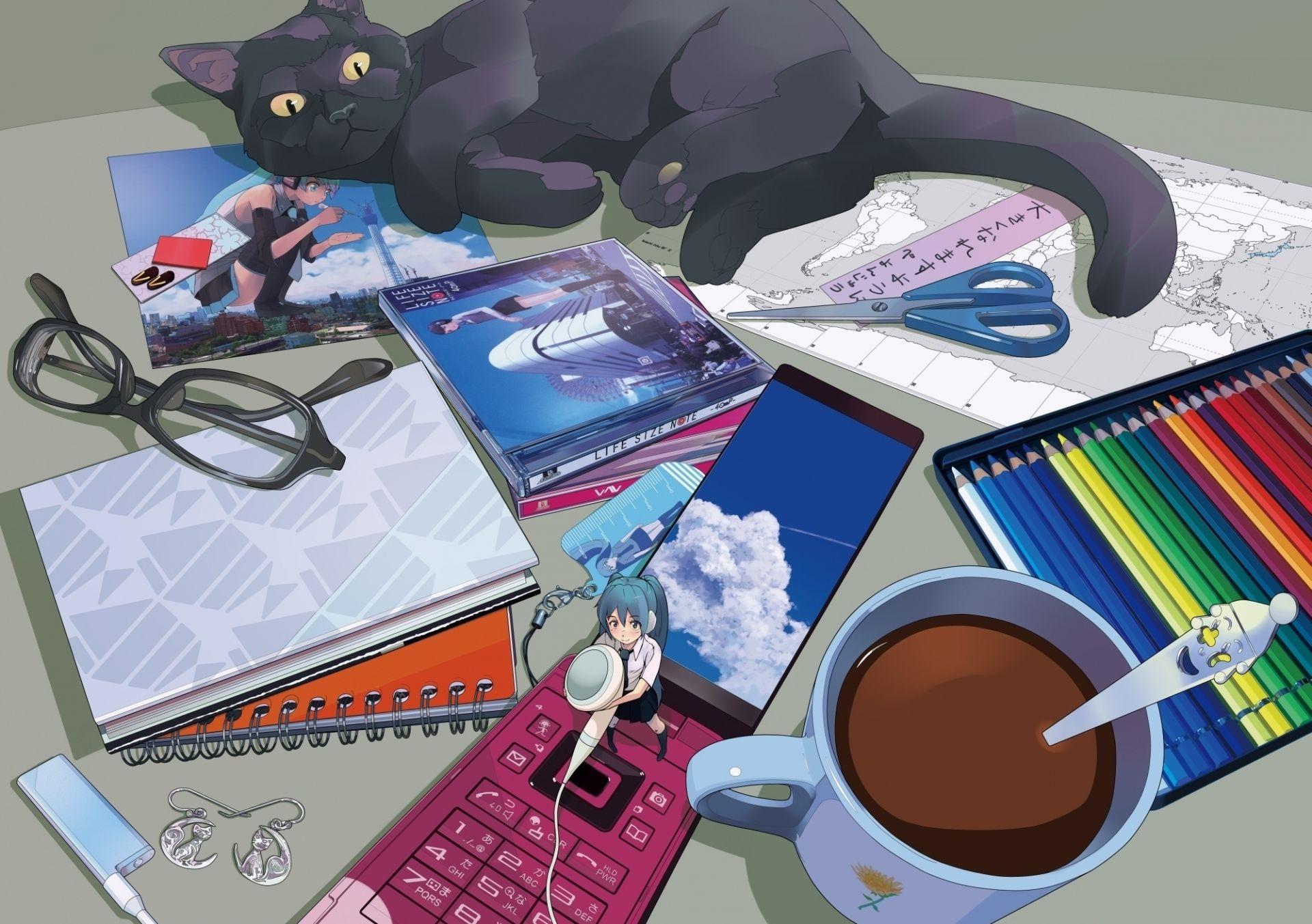 Февраля, аниме картинки на телефон обои