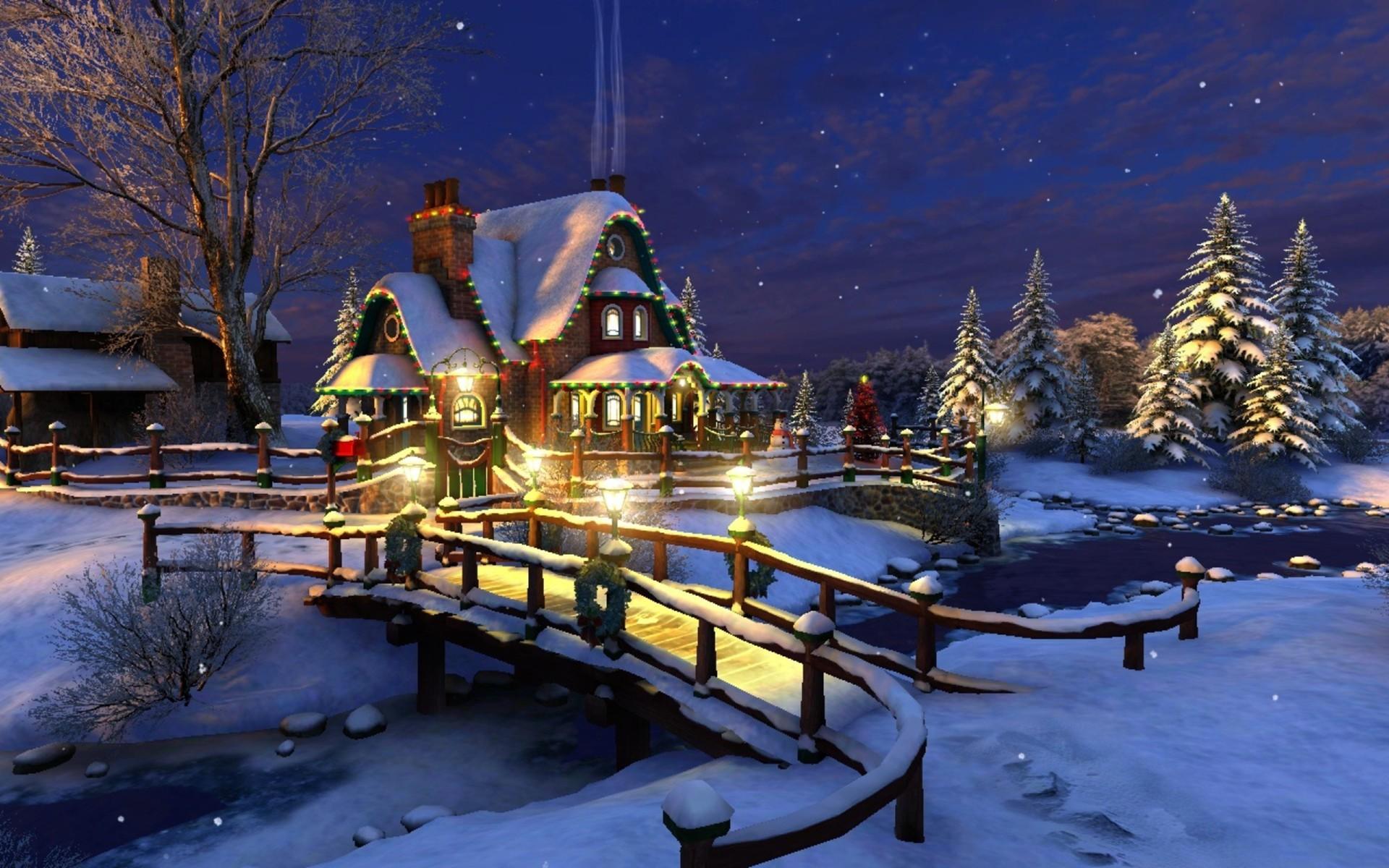 картинки нав рабочий стол зима снимать