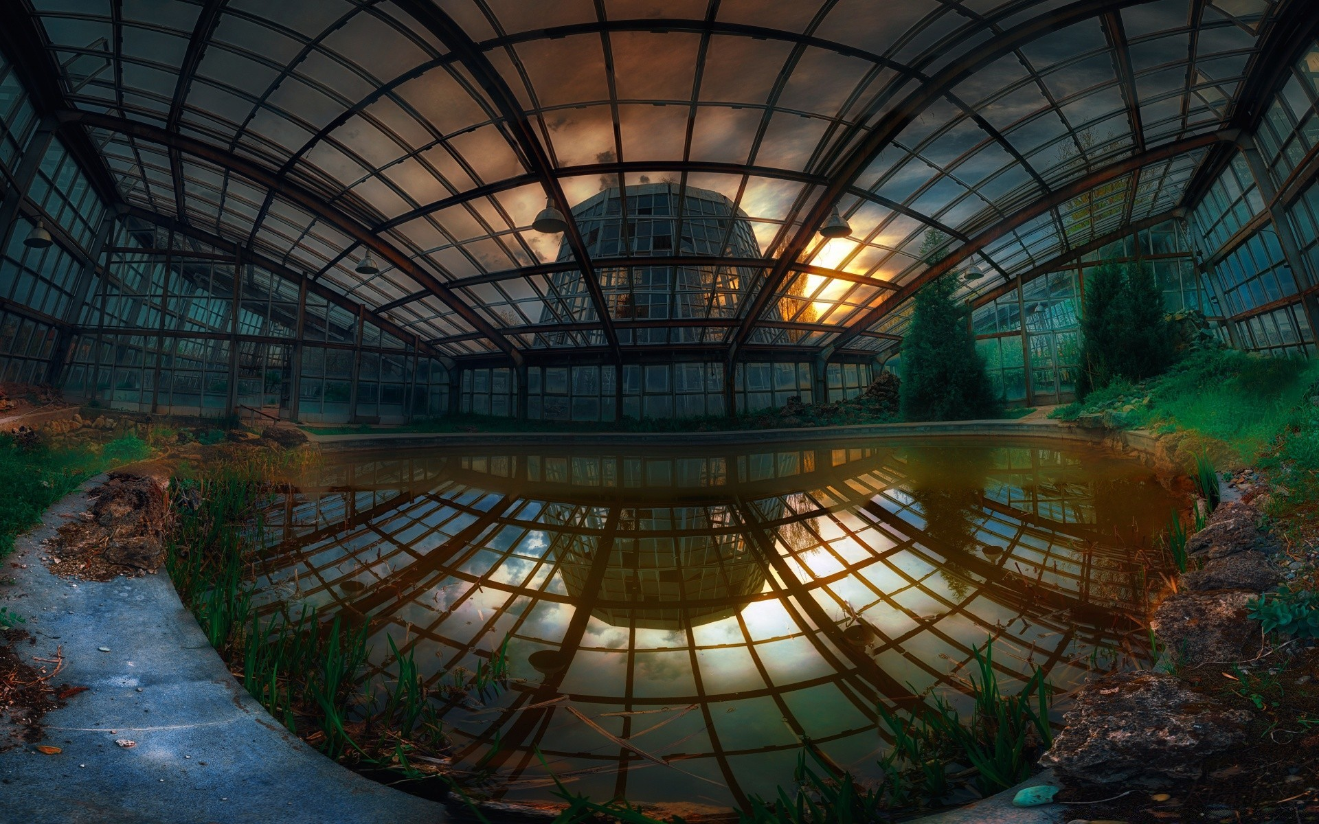 Ботанический сад в ереване фото