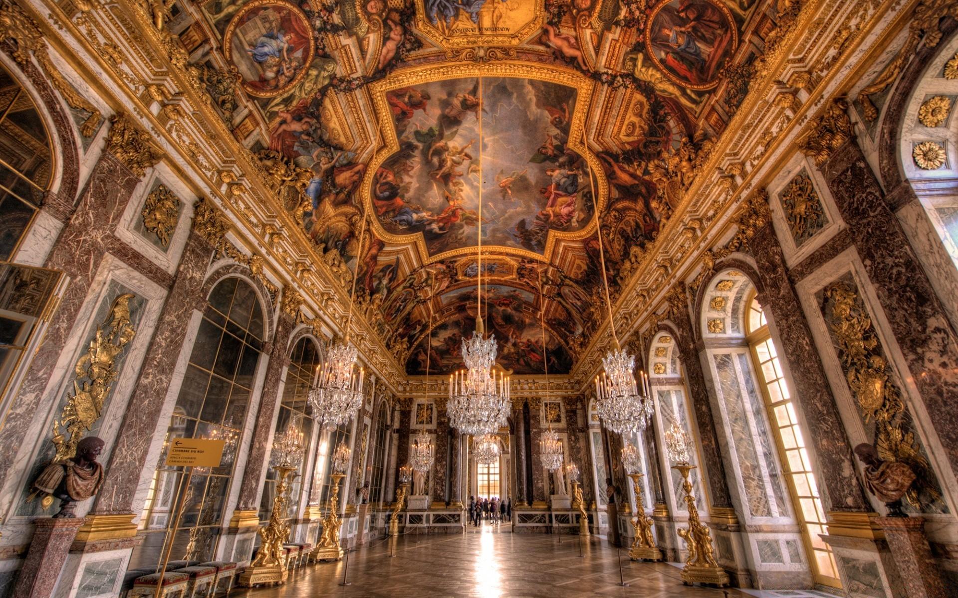 Дворец версаль  № 1743488 без смс