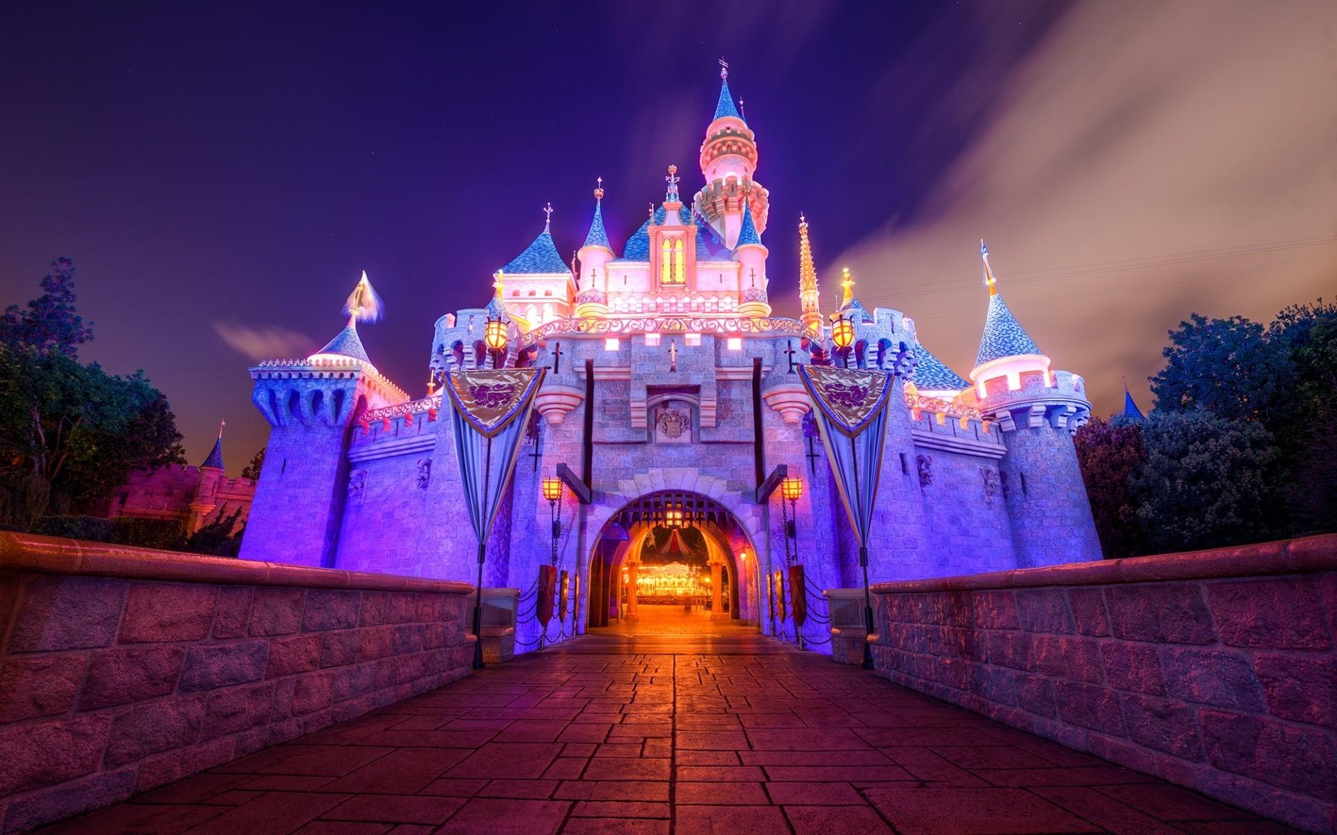 Сказочный замок картинки фото