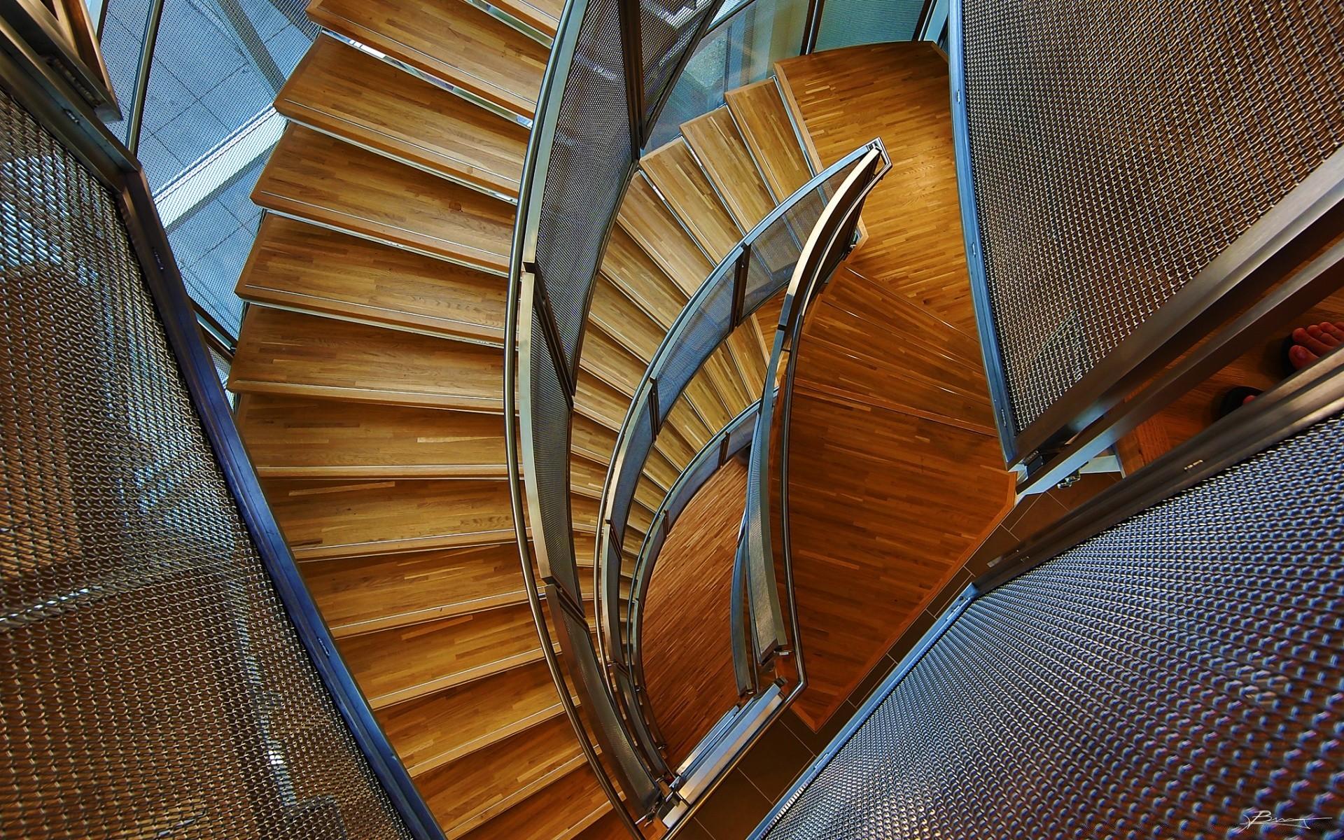 интерьер лестница  № 3534906  скачать